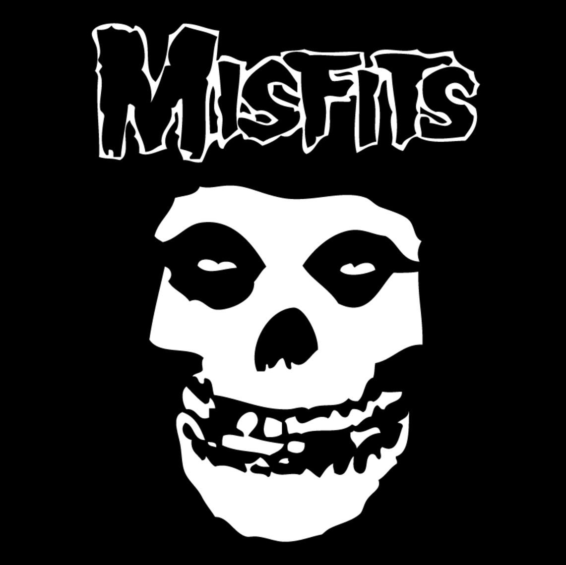 Misfits Skull Wallpapers Wallpaper Cave