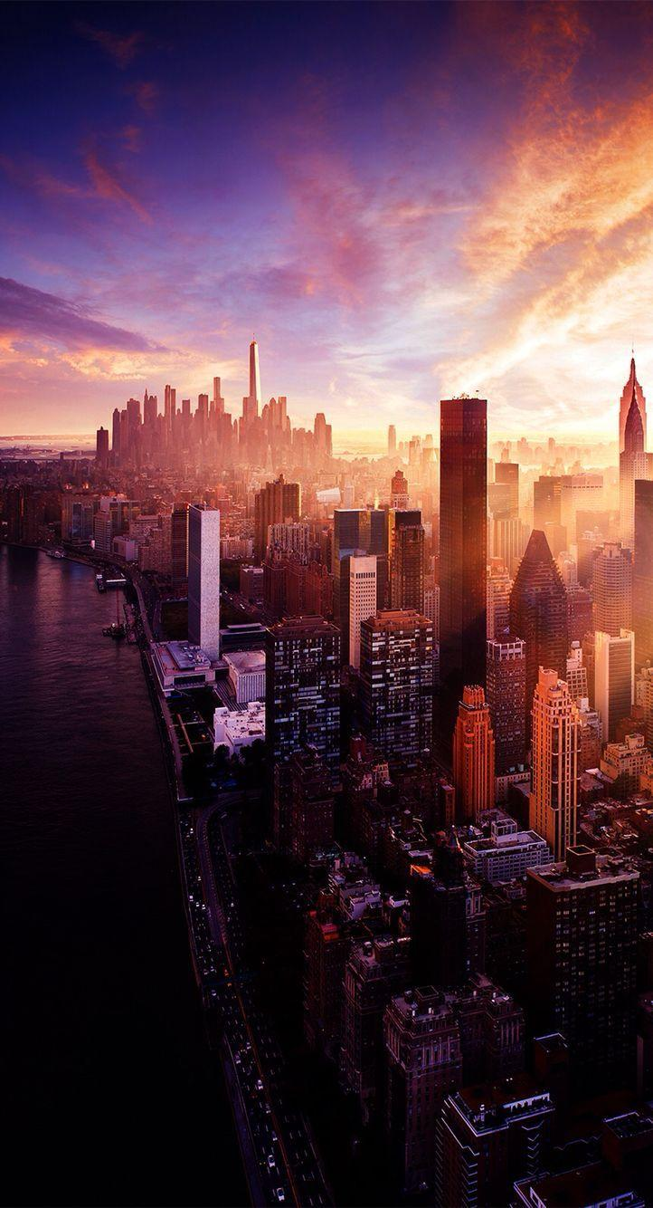 New York City iPhone wallpaper | iPhone Wallpapers | Pinterest ...