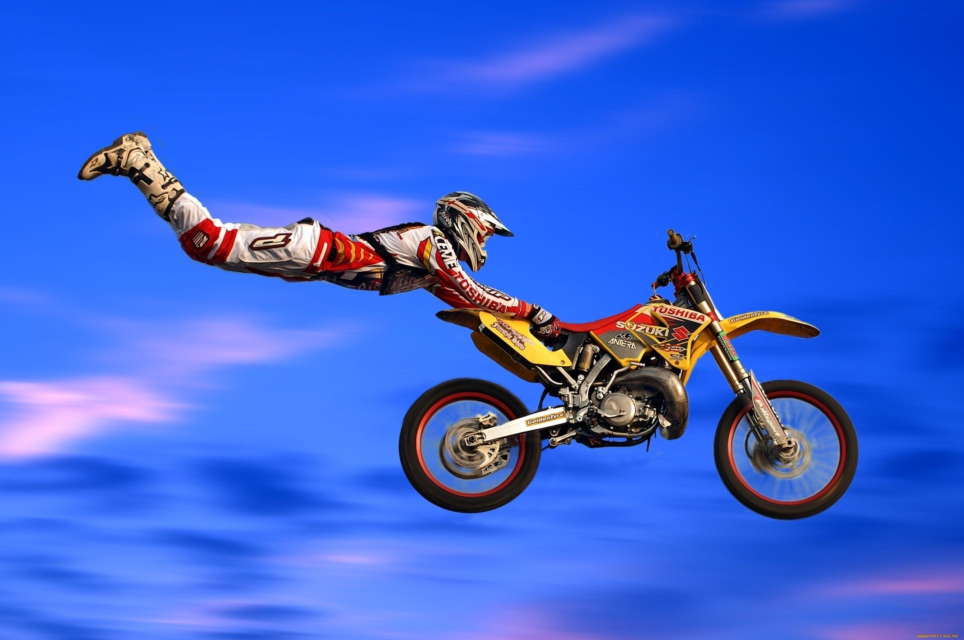 Freestyle Motocross Wallpapers - Wallpaper Cave