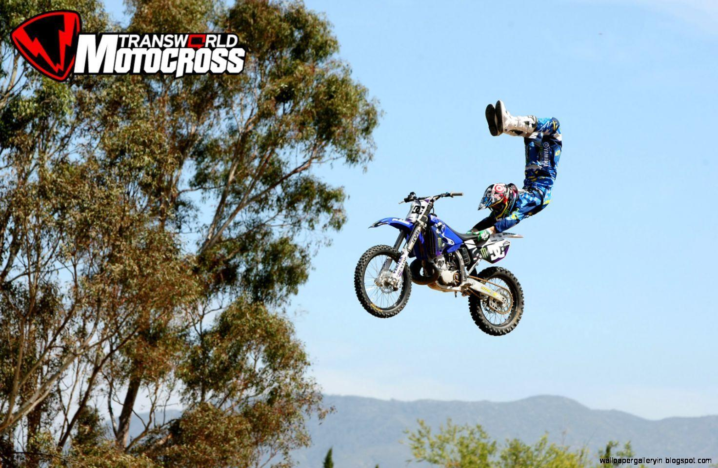 Motocross Freestyle Wallpapers - Wallpaper Cave