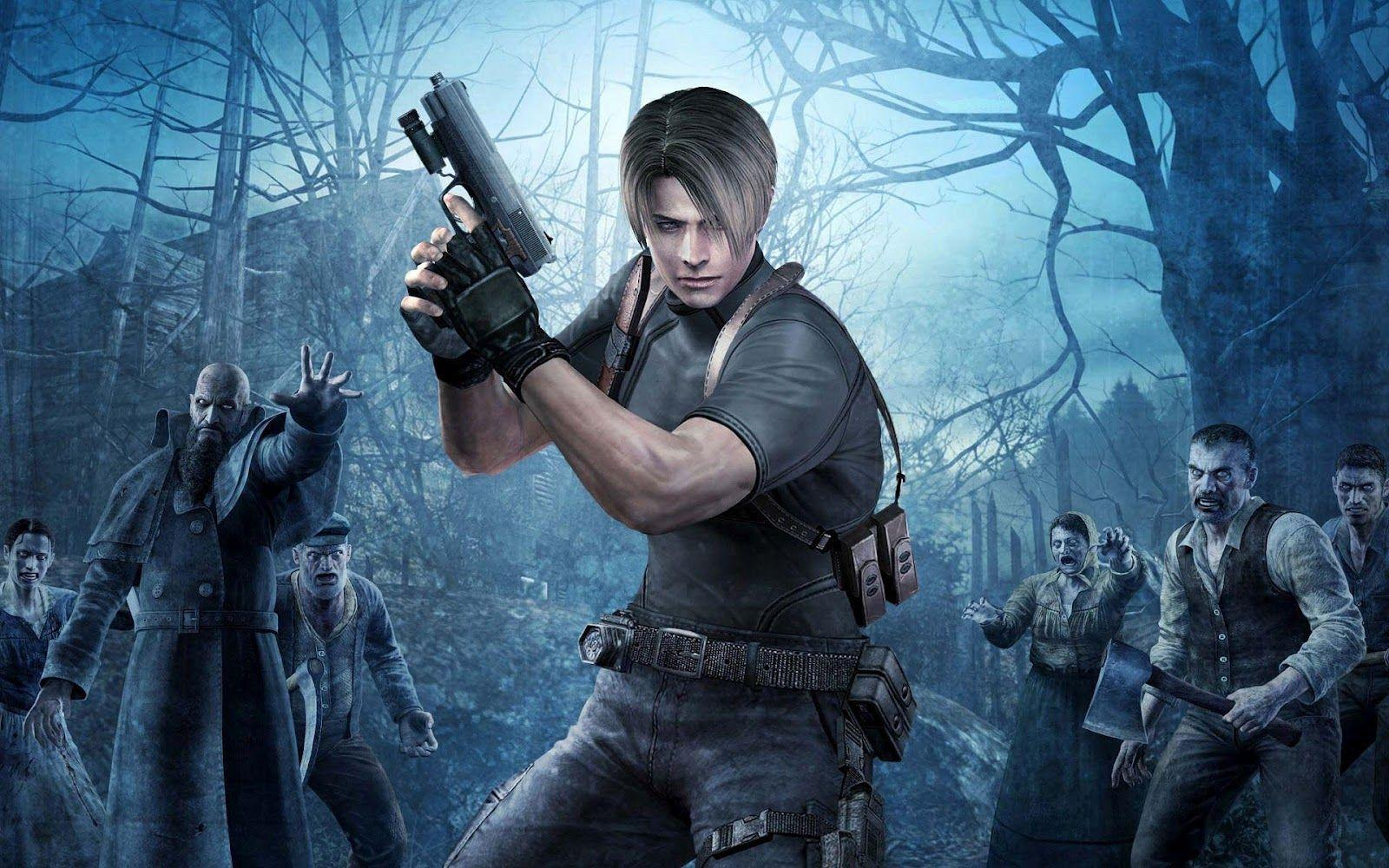 Resident Evil Wallpaper by VenomSerenity on