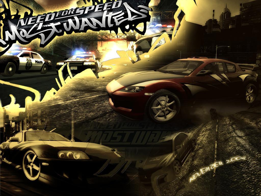 Nfs Most Wanted Wallpapers HD - Wallpaper Cave