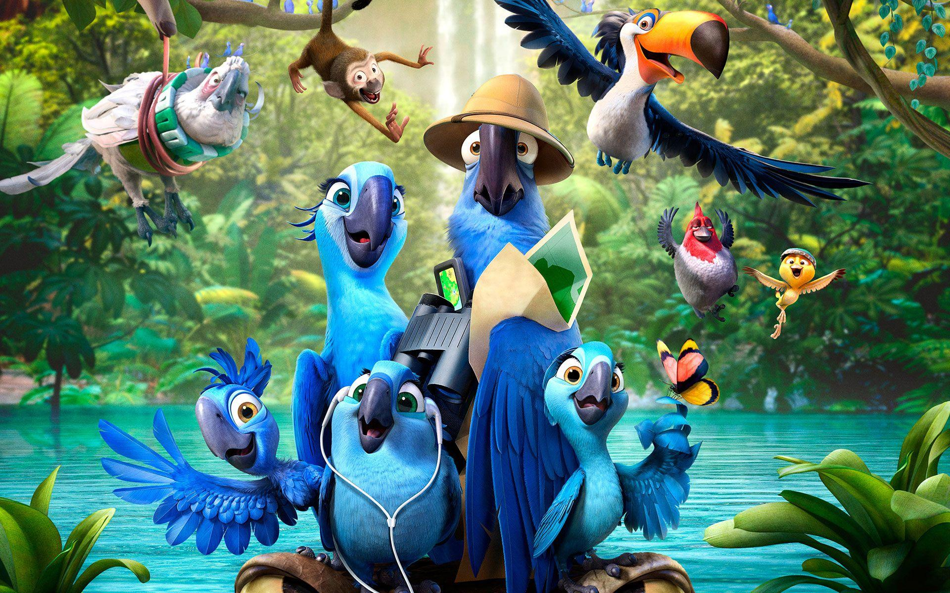 Rio New Movie wallpapers HD