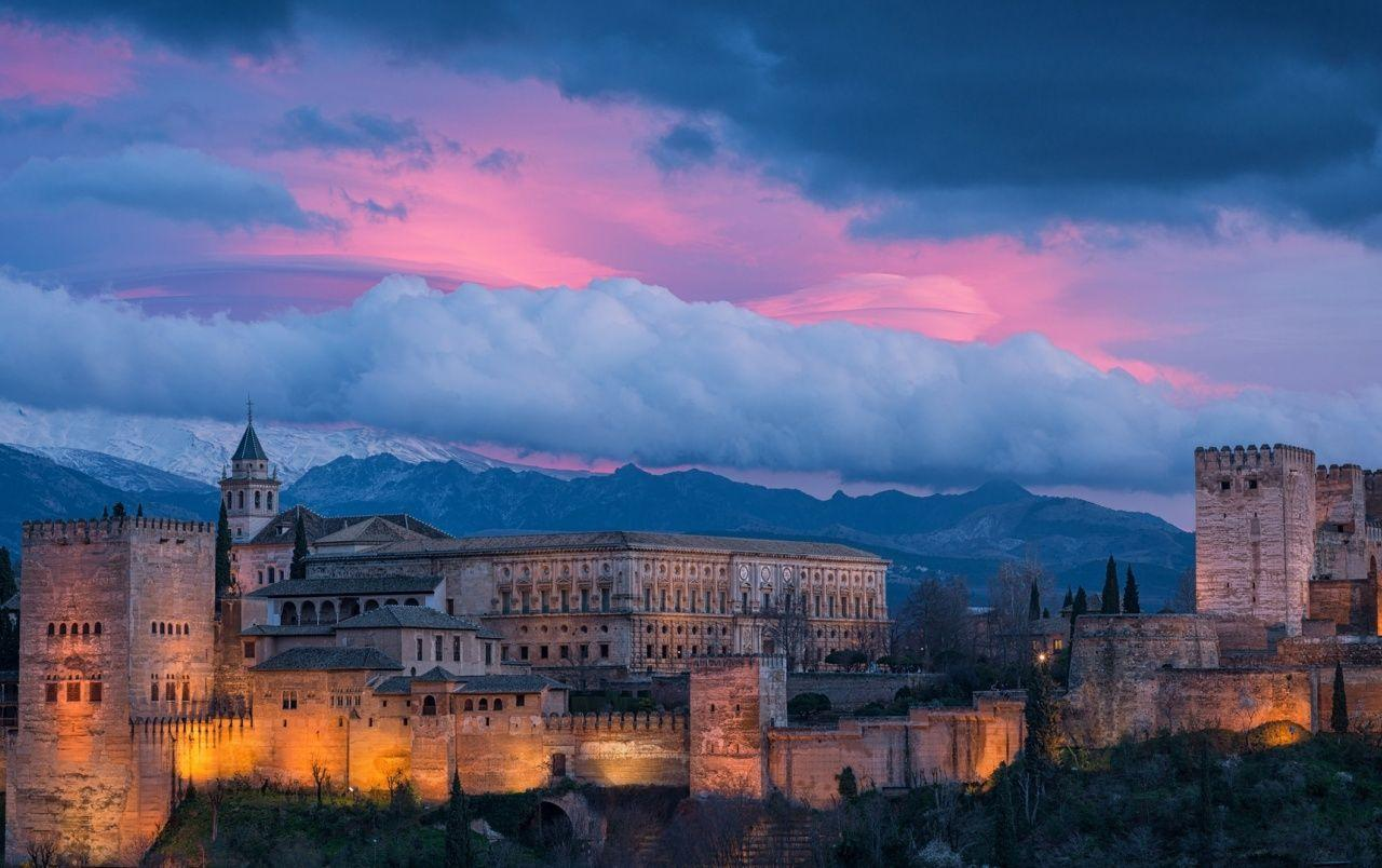 Alhambra Spain wallpapers