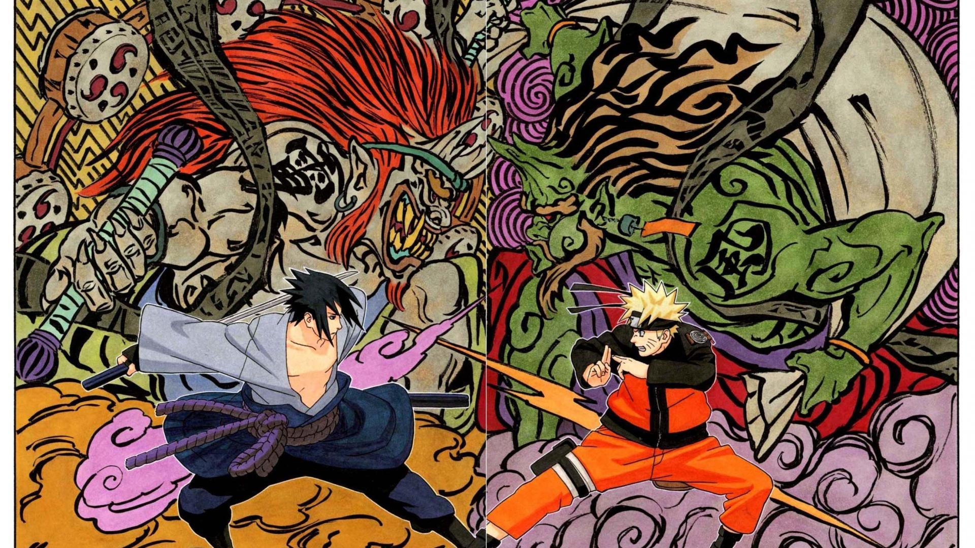 Naruto Shippuden Manga Wallpapers - Wallpaper Cave