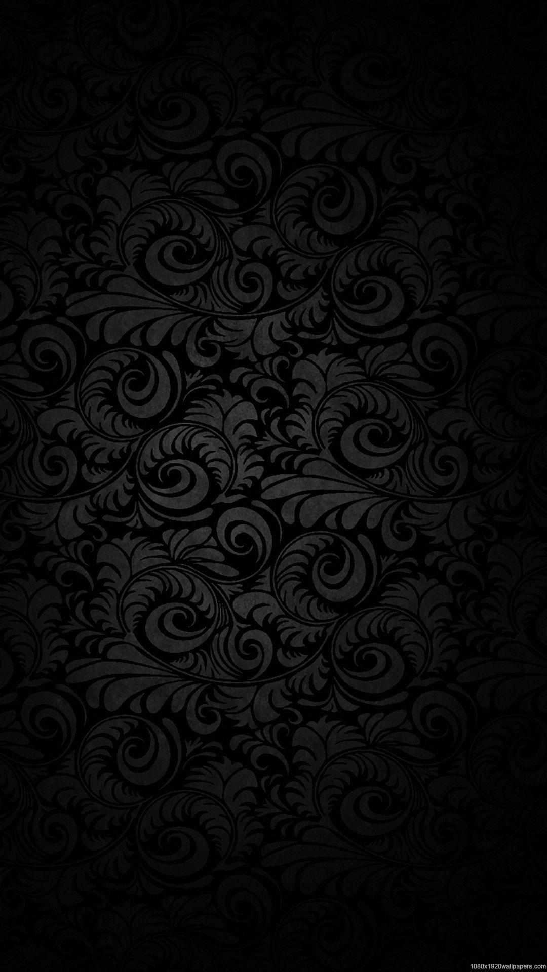 Black Hd Wallpapers 1080p Mobile 38