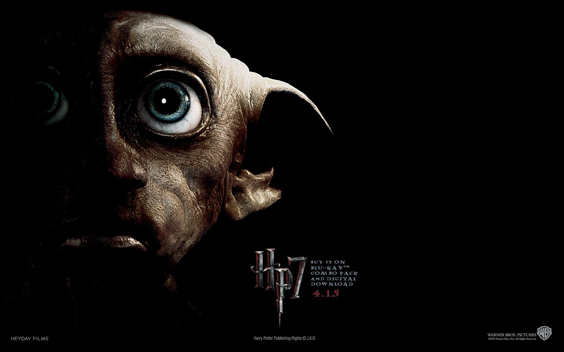 Harry Potter Dobby Wallpapers Wallpaper Cave