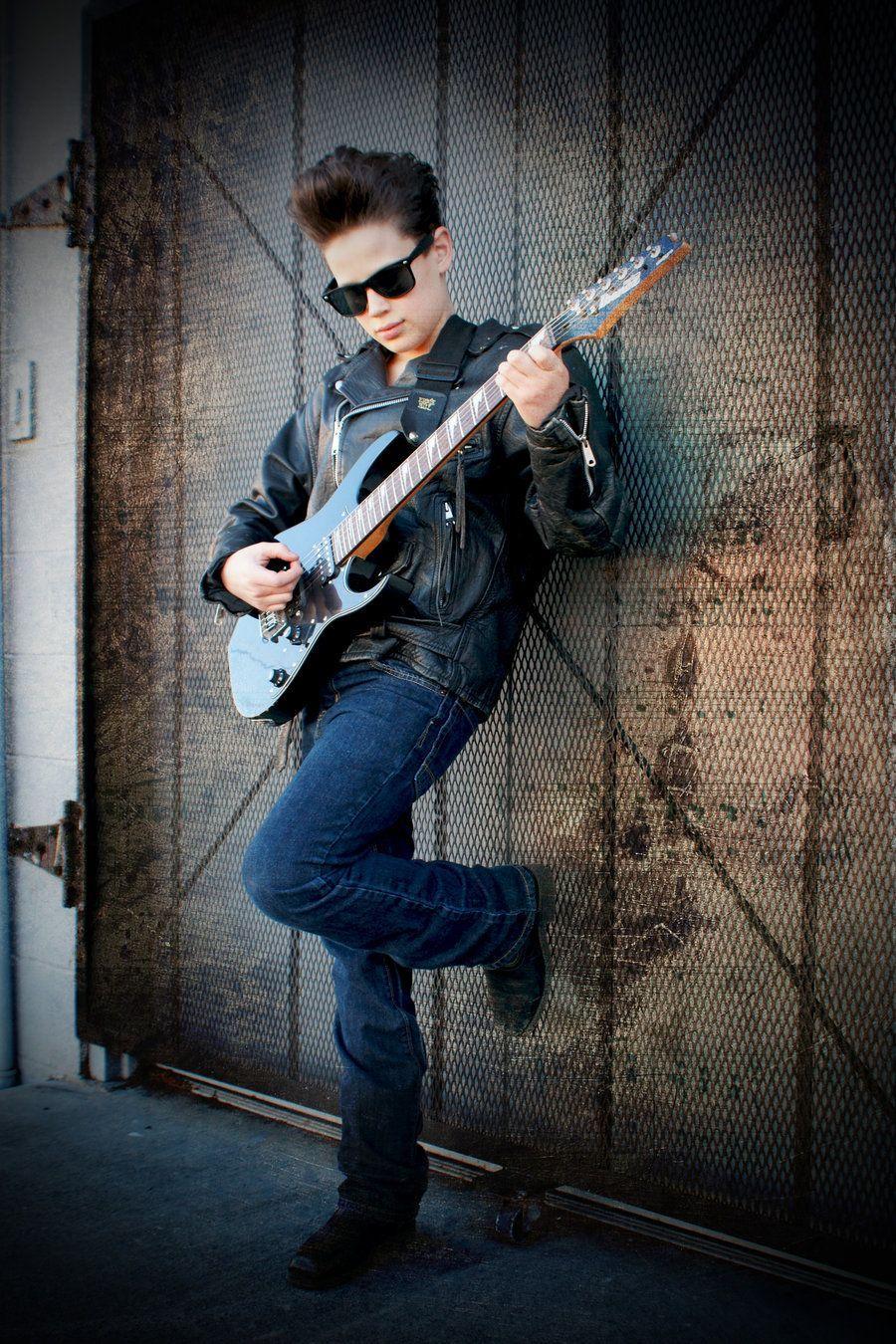 Guitar Boy Wallpapers HD - Wallpaper Cave