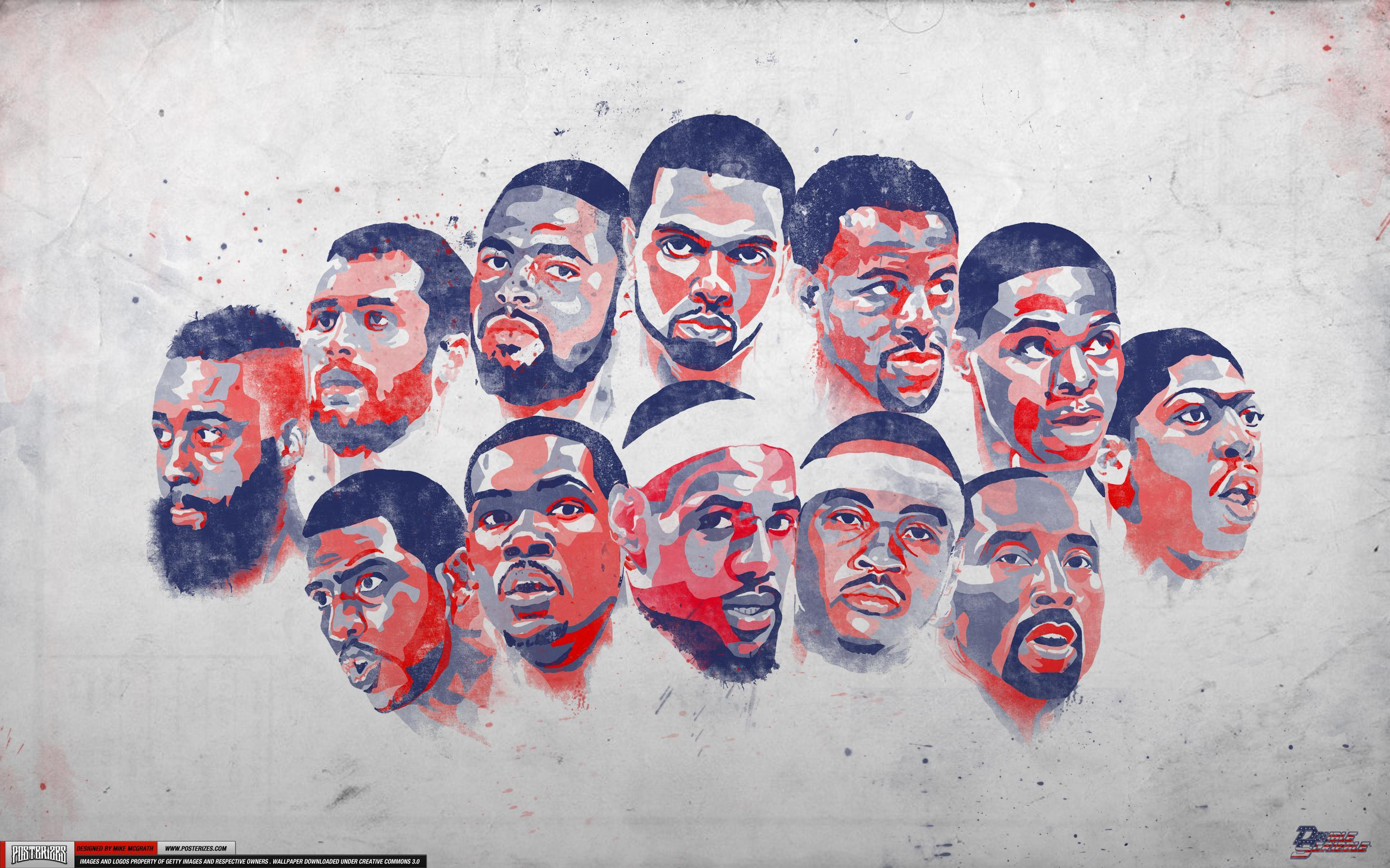 USA Basketball Team Wallpaper