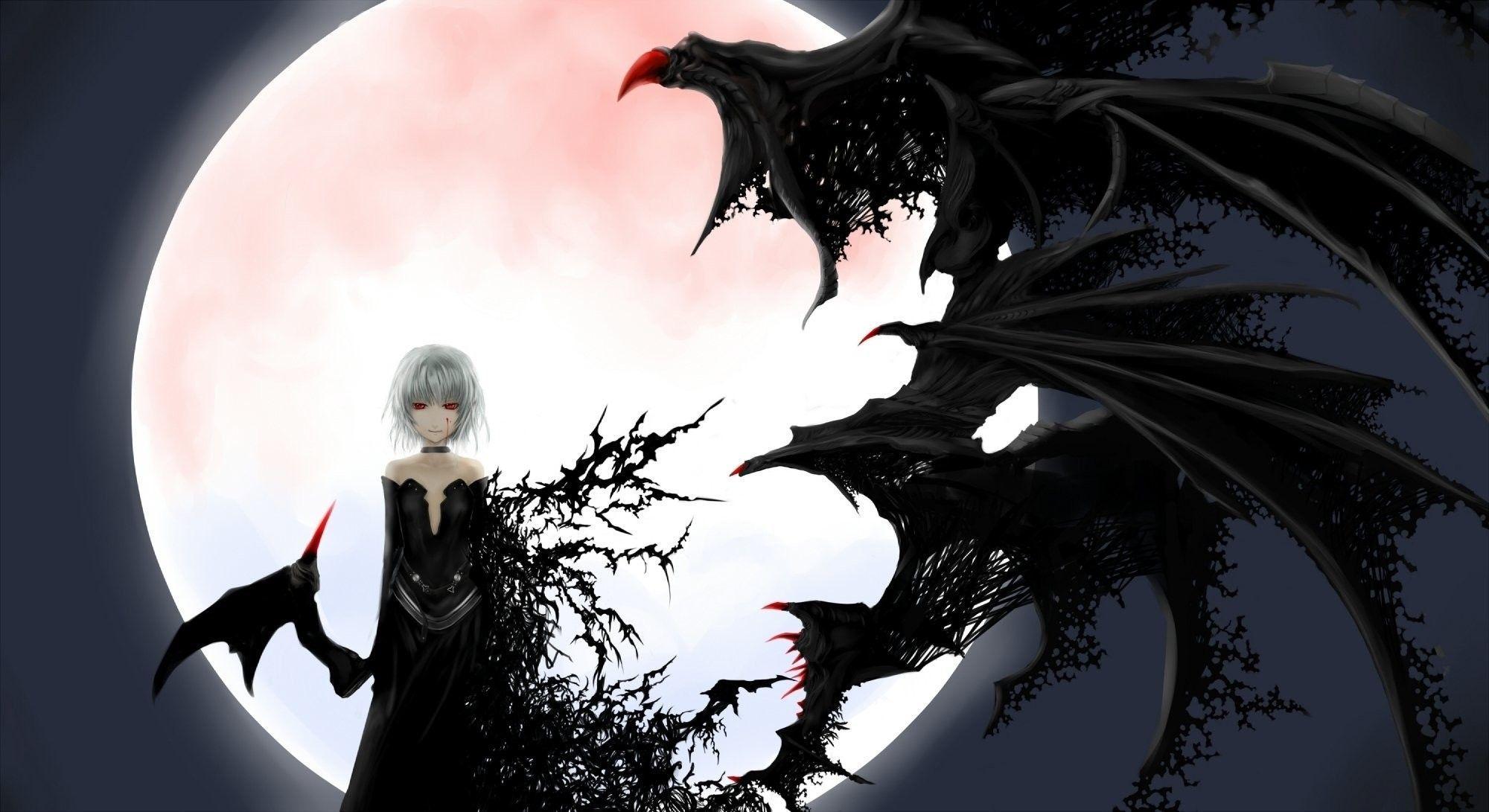 Best Anime Horror Wallpapers Wallpaper Cave