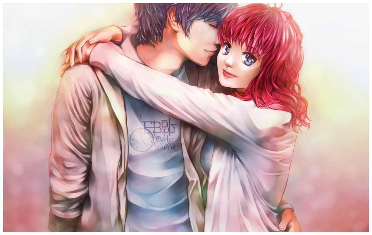 62+ Romantic Wallpaper In Cartoon Gratis Terbaru