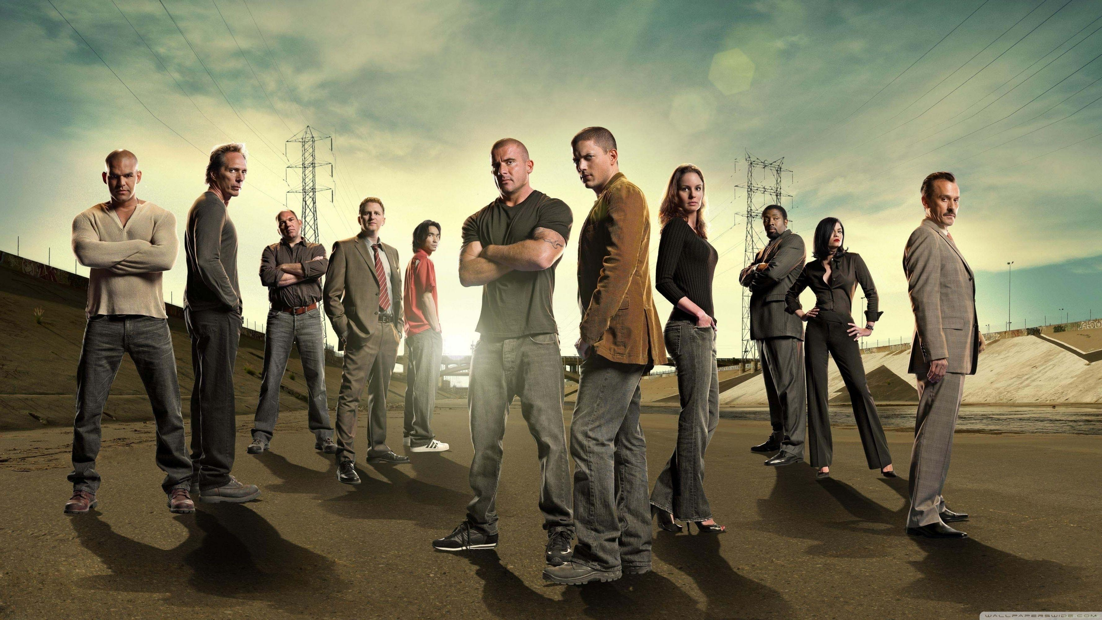 Prison Break Wallpapers Hd Wallpaper Cave