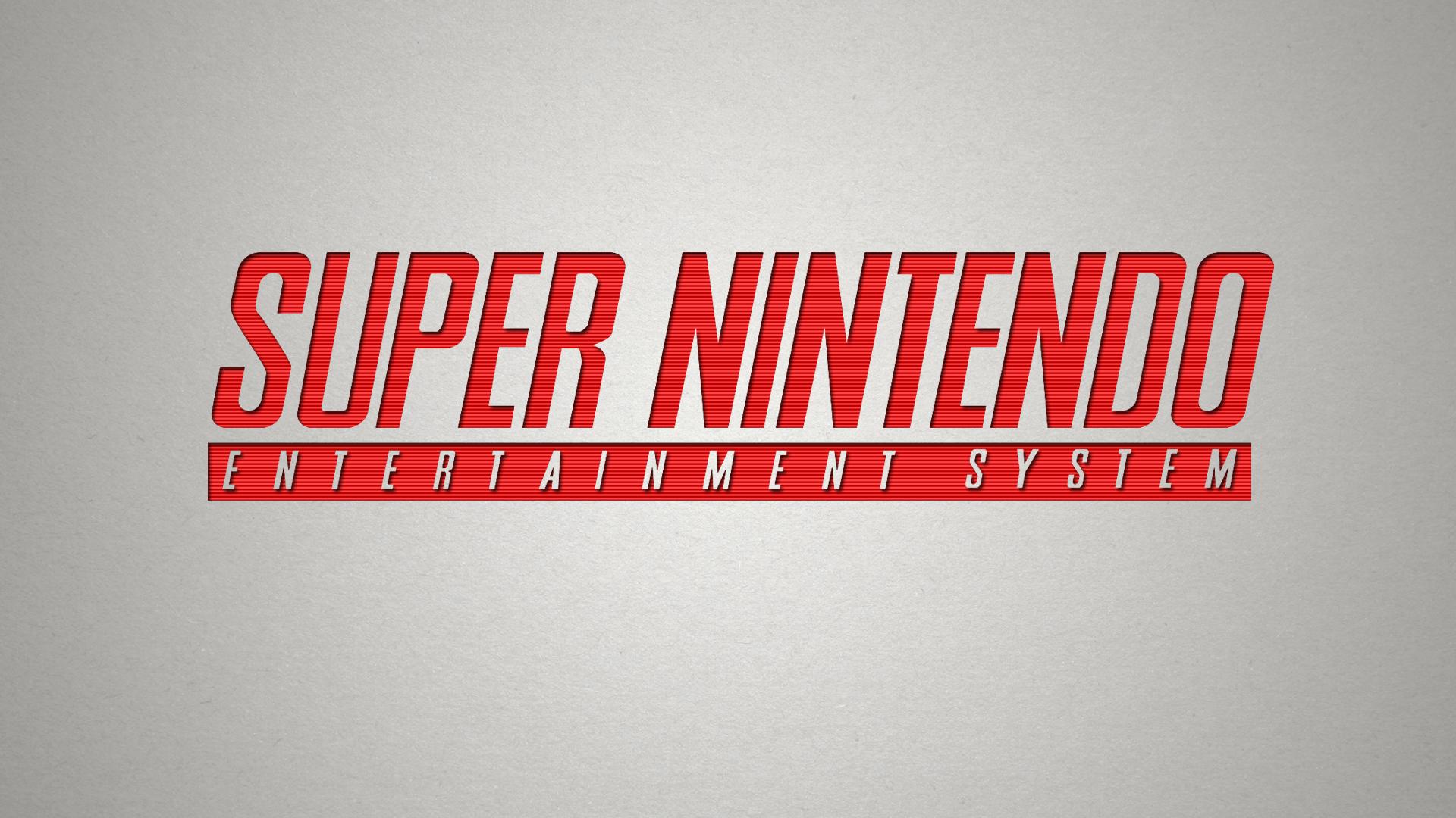 Super Nintendo Wallpapers Wallpaper Cave