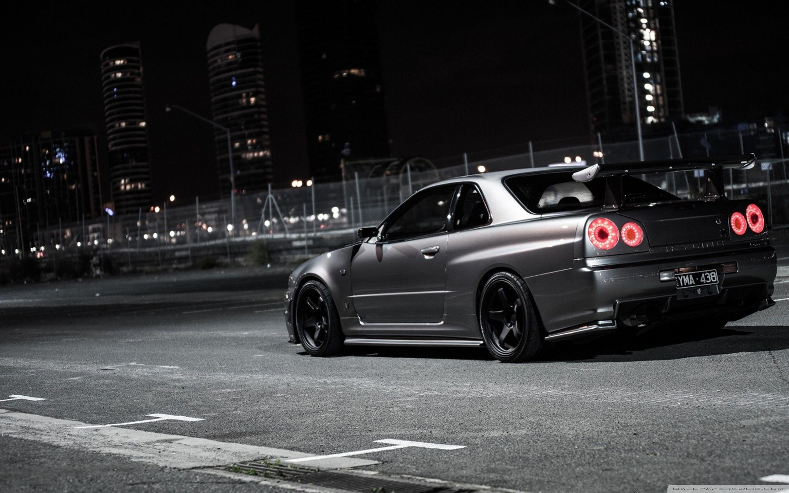 Nissan Skyline Hd Wallpapers Wallpaper Cave