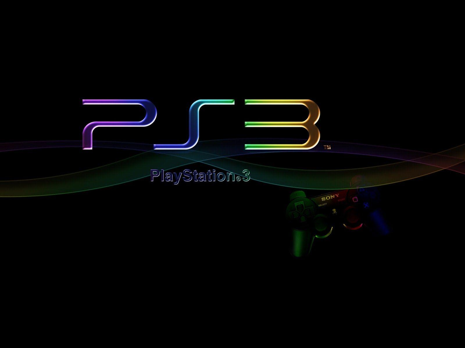 Playstation 3 Logo Wallpapers Wallpaper Cave