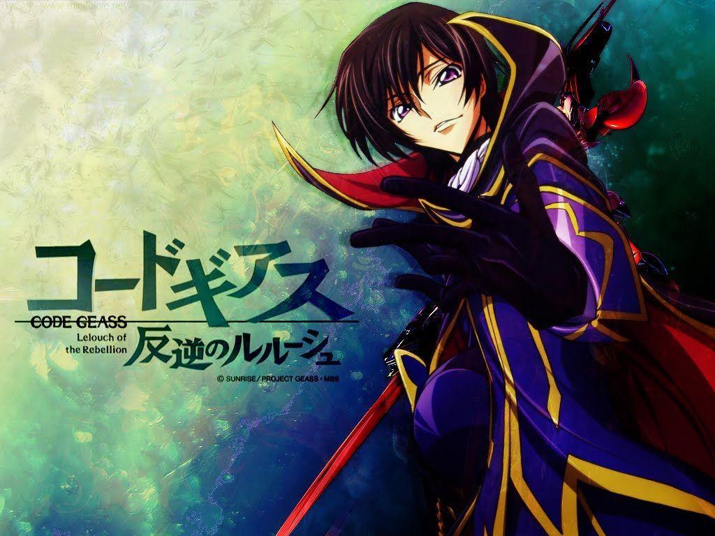 Lelouch Vi Britannia Wallpapers Wallpaper Cave
