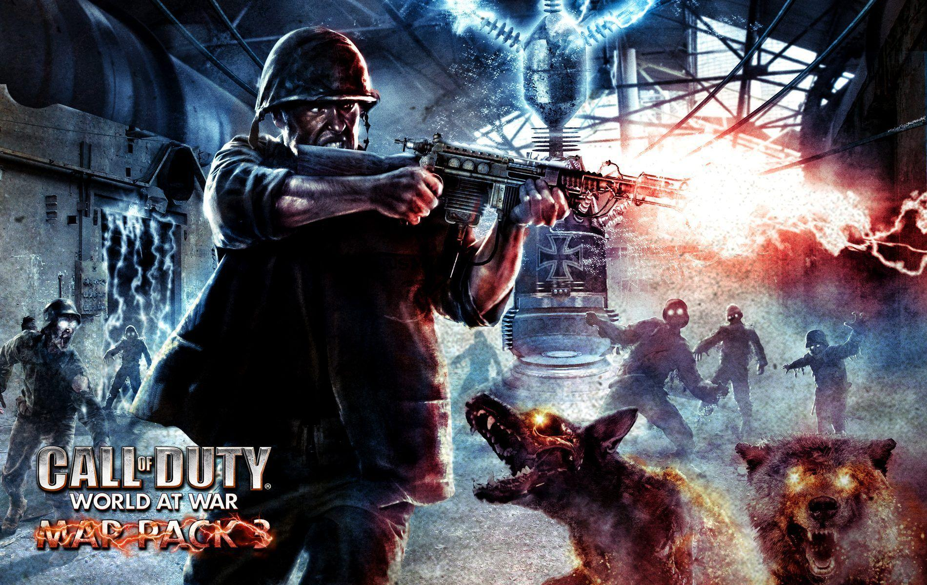 Black Ops Zombies Wallpapers 1080p Wallpaper Cave