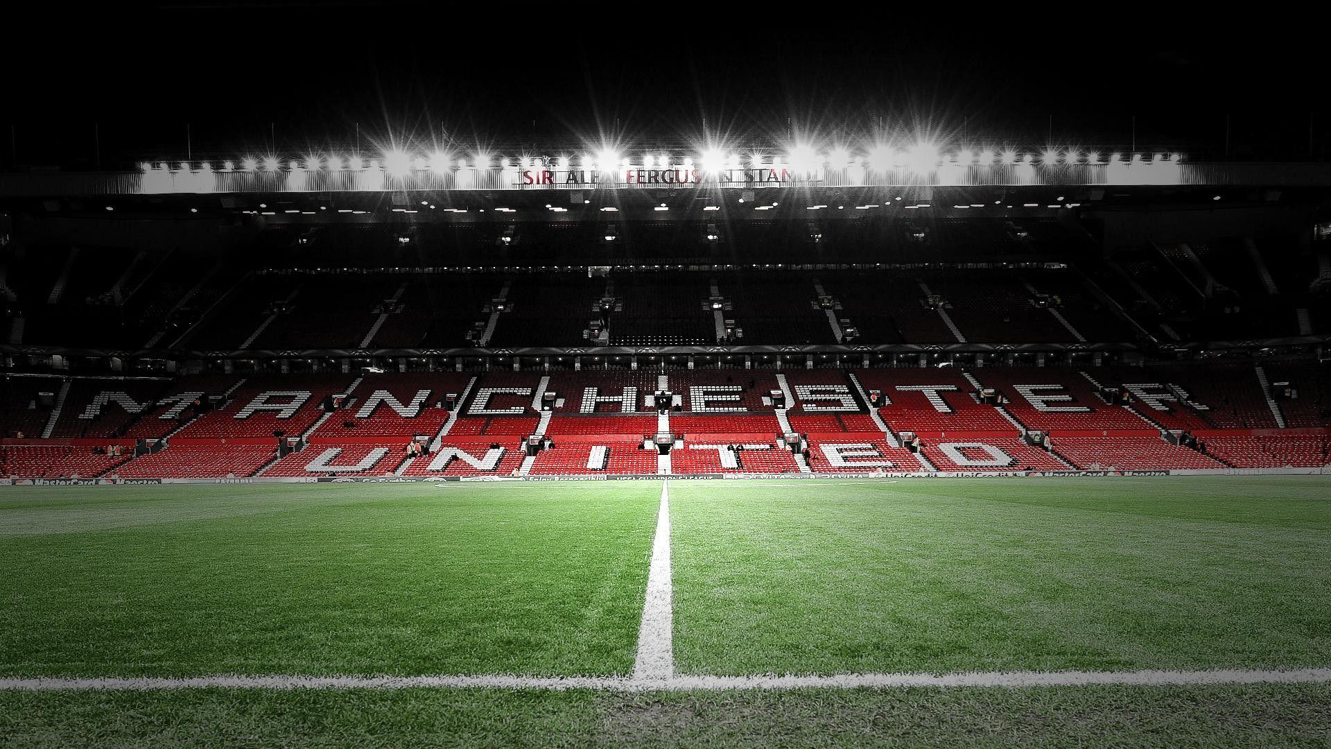 Old Trafford Wallpapers Hd Wallpaper Cave