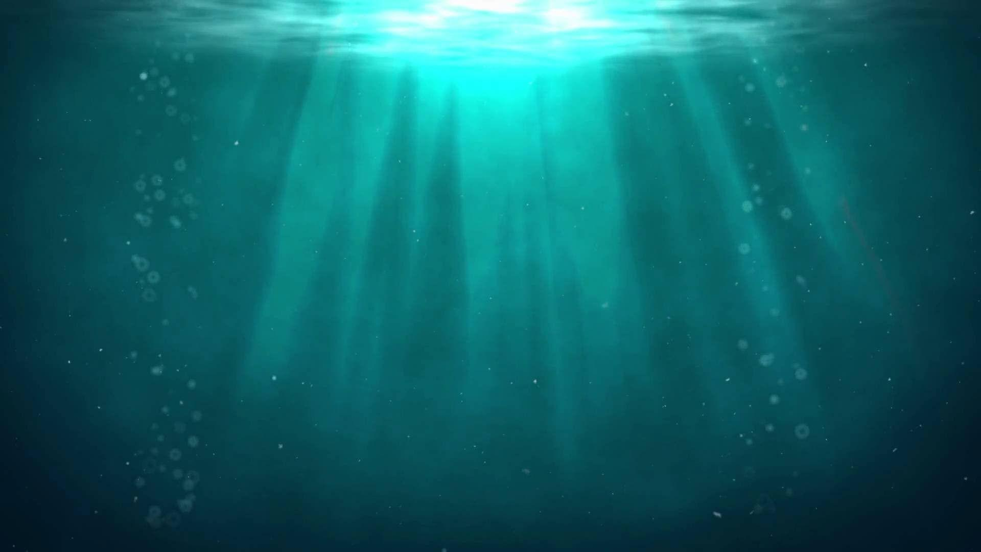 Free Deep Underwater Animated Backgrounds Wallpapers Full HD Loop