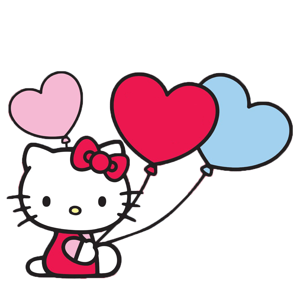 Hello Kitty Backgrounds Png - Wallpaper Cave