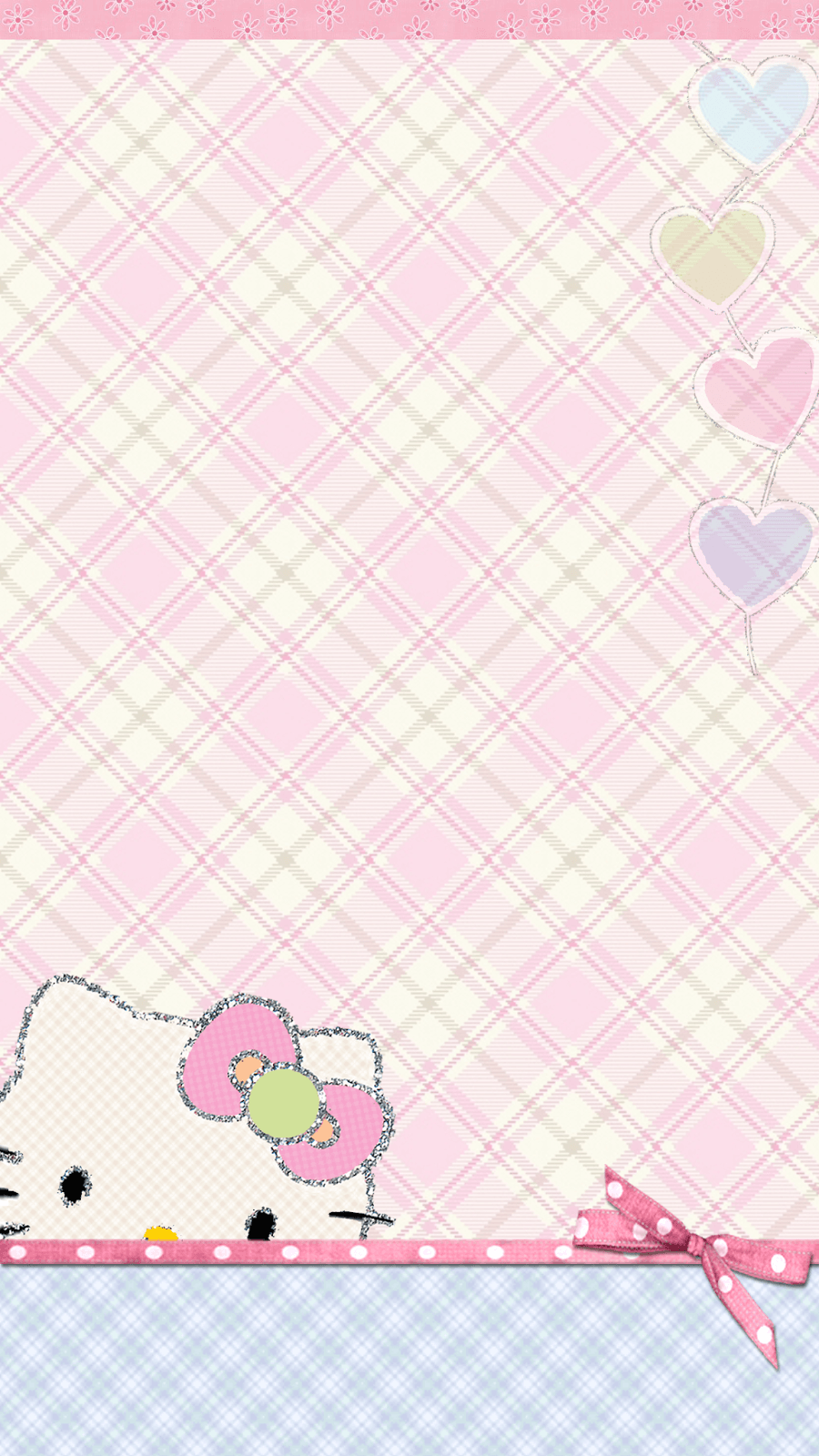 LOve Pink~: Pastel Frost Hellokitty wallpapers