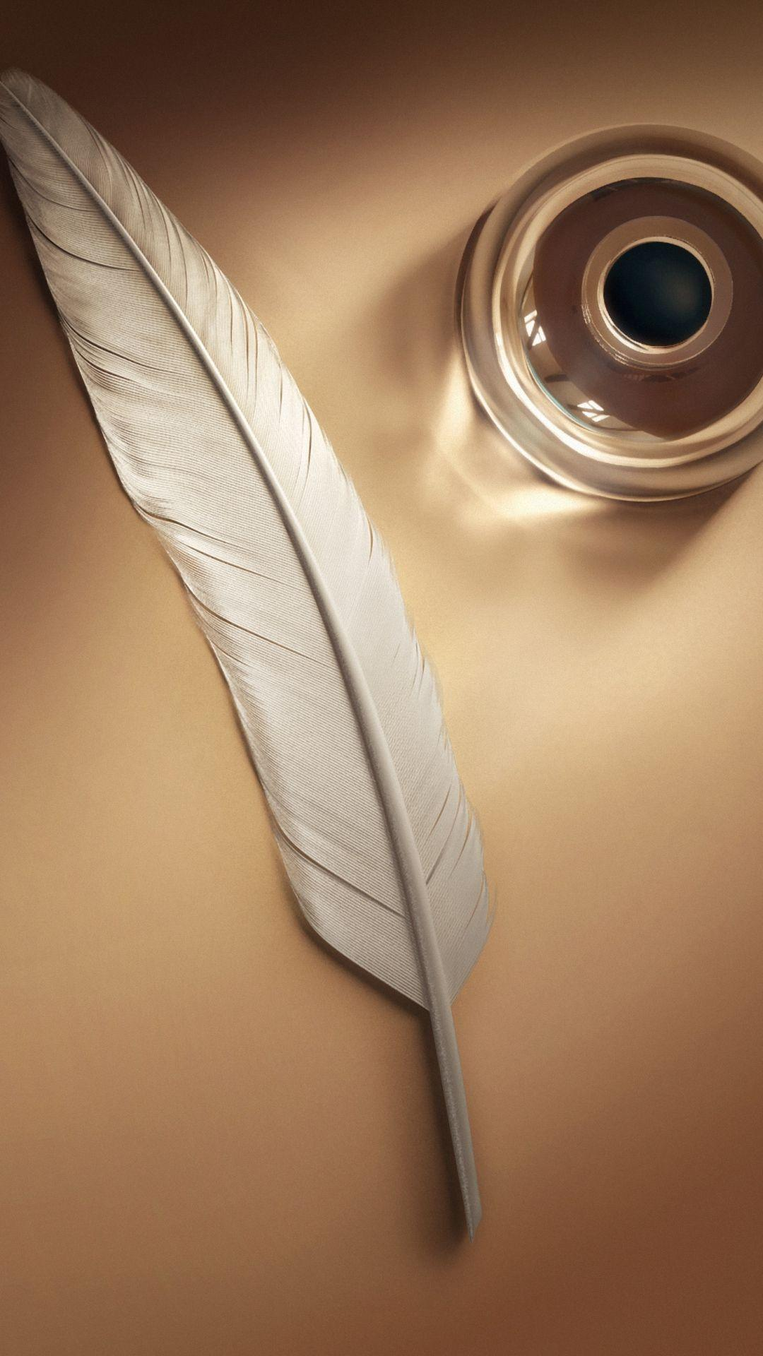 Samsung Galaxy Feather Wallpapers Wallpaper Cave