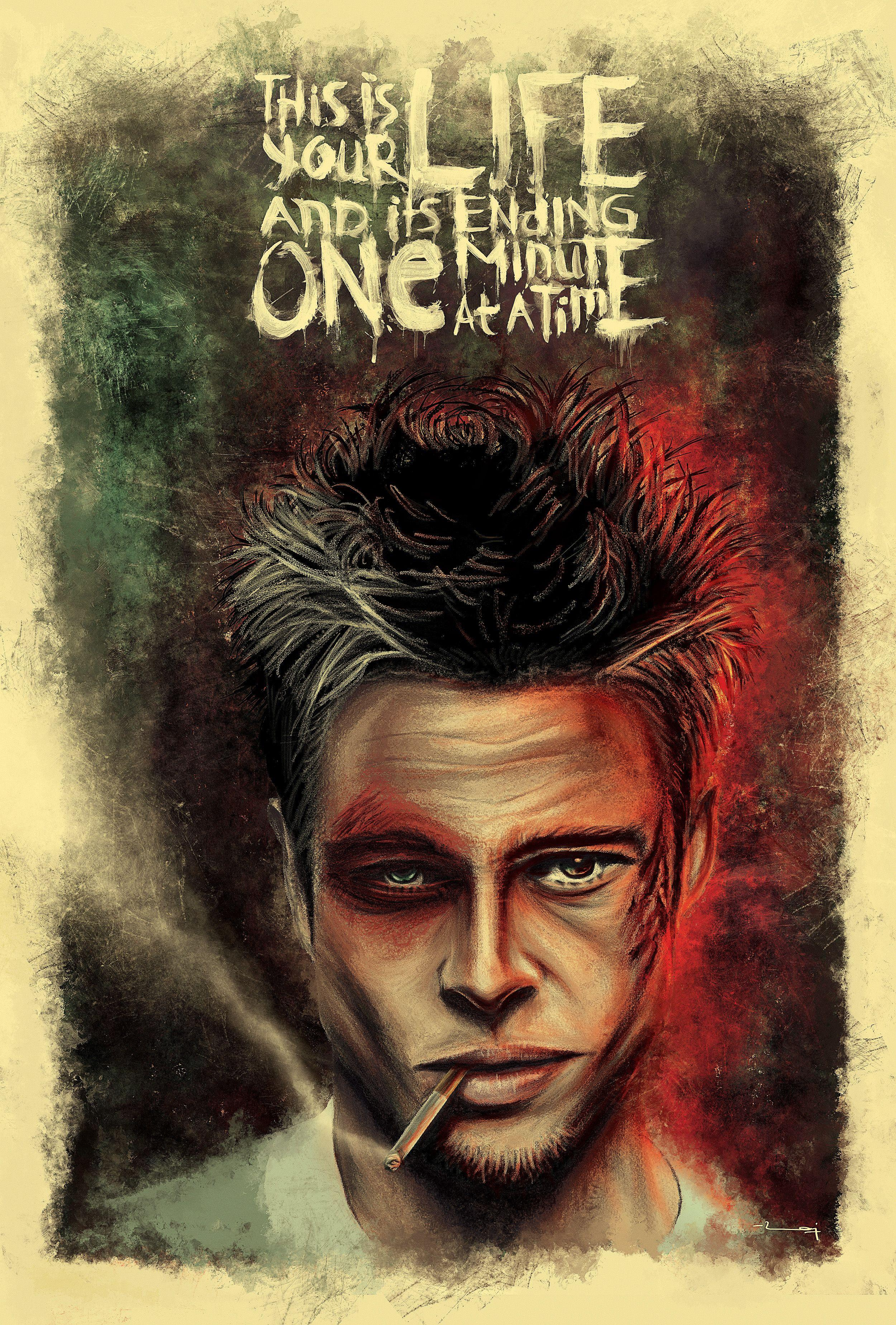 Gallery For > Fight Club Wallpapers