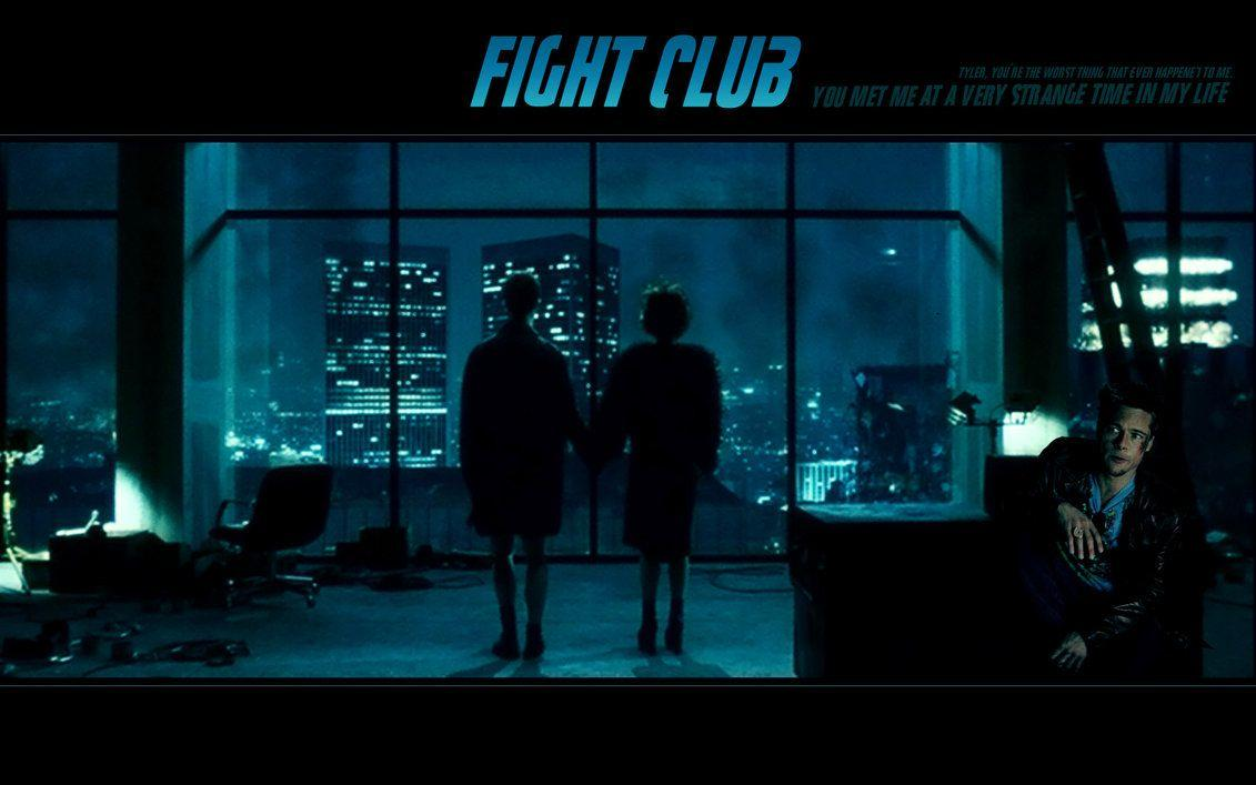Fight Club Wallpapers by MarcosR