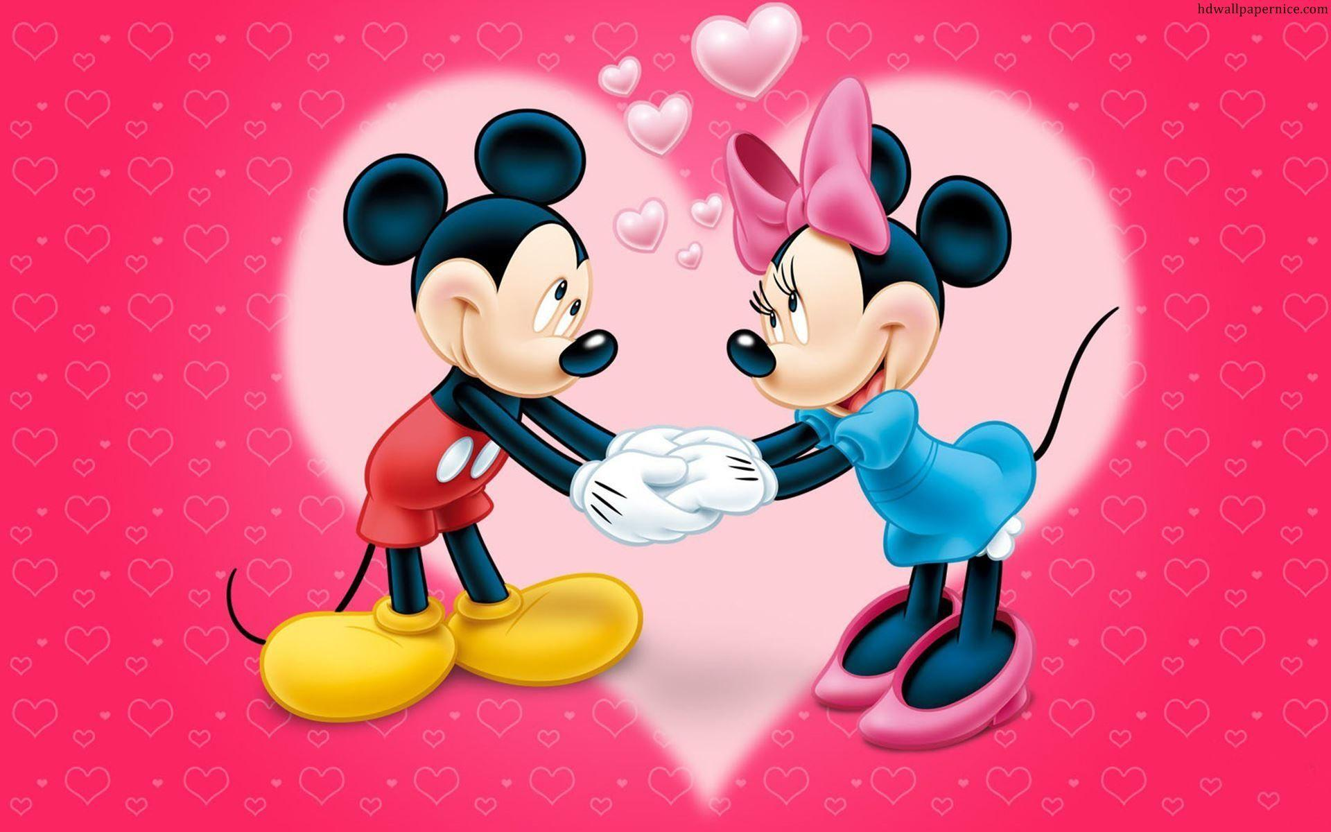 Cartoon Love Hd Wallpapers Wallpaper Cave