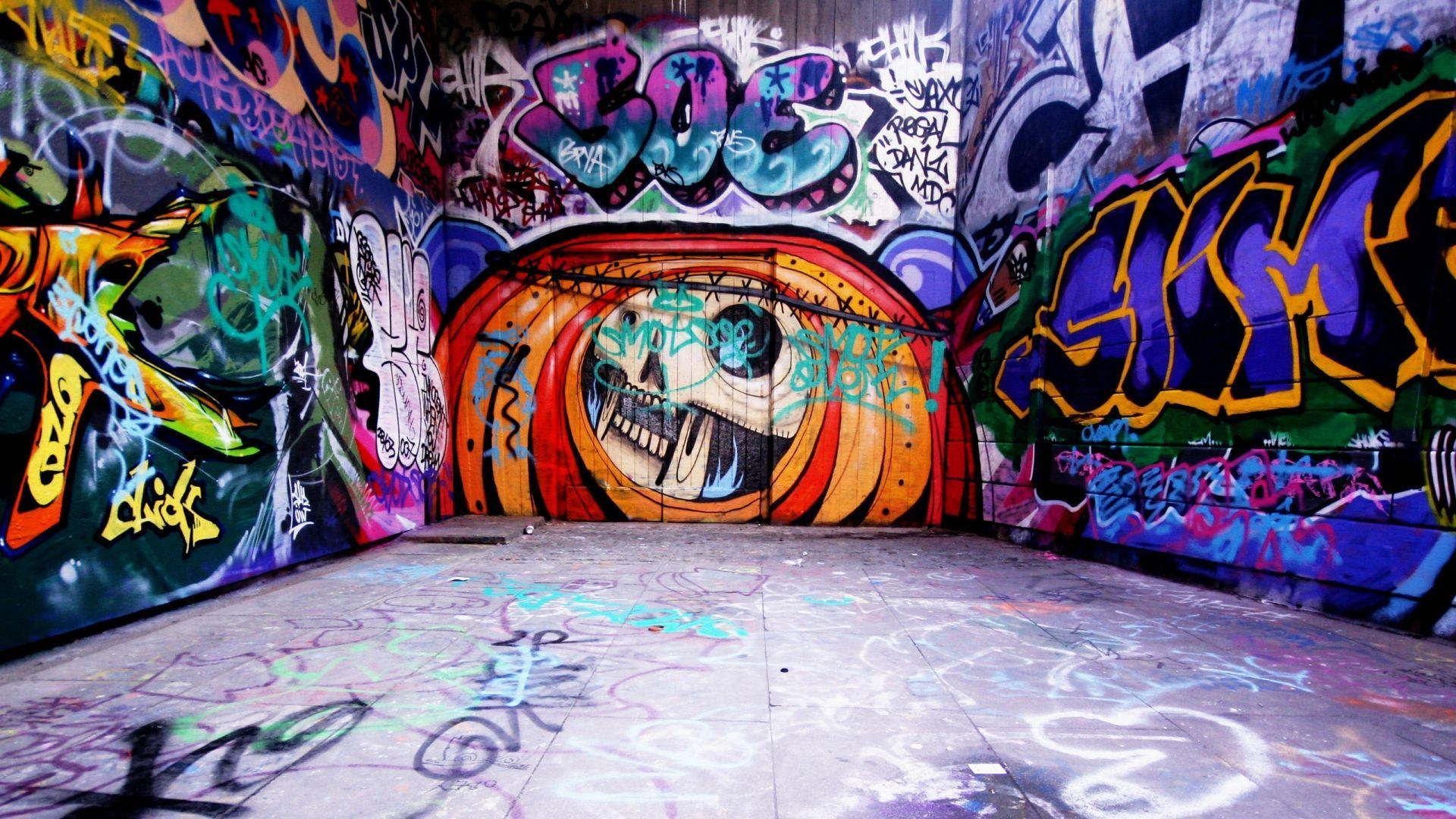 Hd wallpaper creative graffiti artworks for 1920x1080 1080p надо