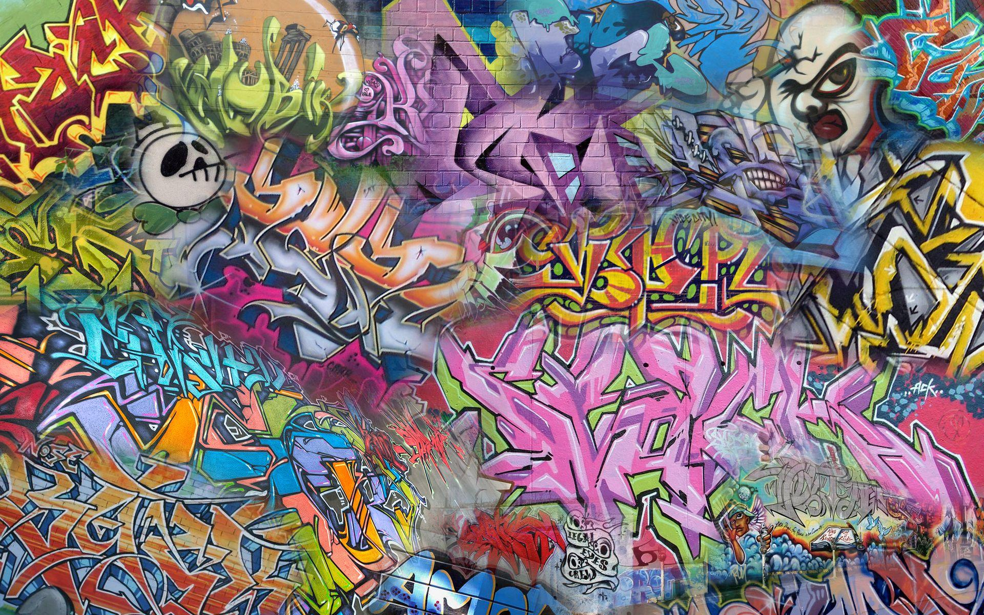 Free graffiti art wallpapers 1080p long wallpapers