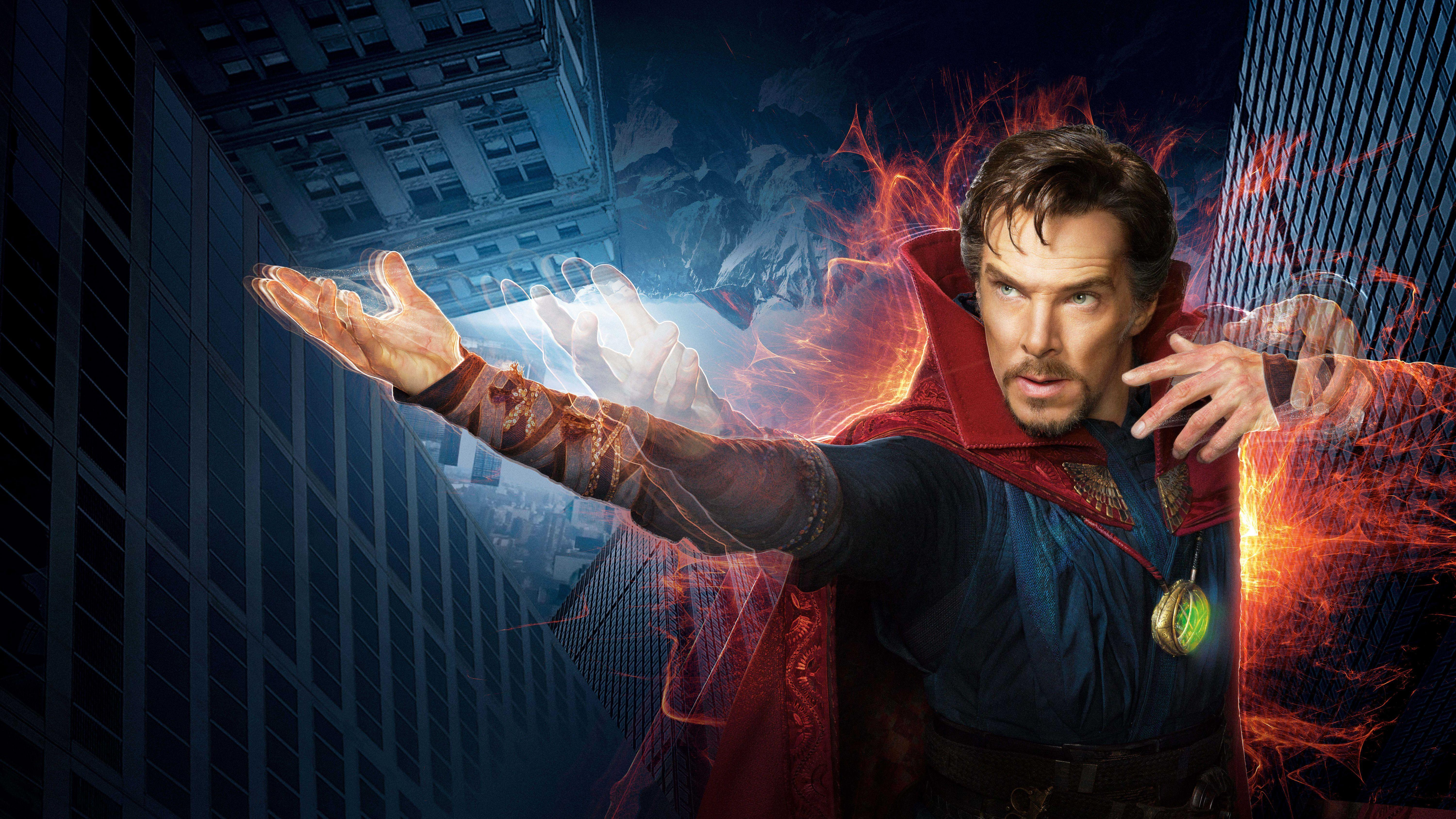 Wallpapers Benedict Cumberbatch, Dr Stephen Strange, Doctor Strange