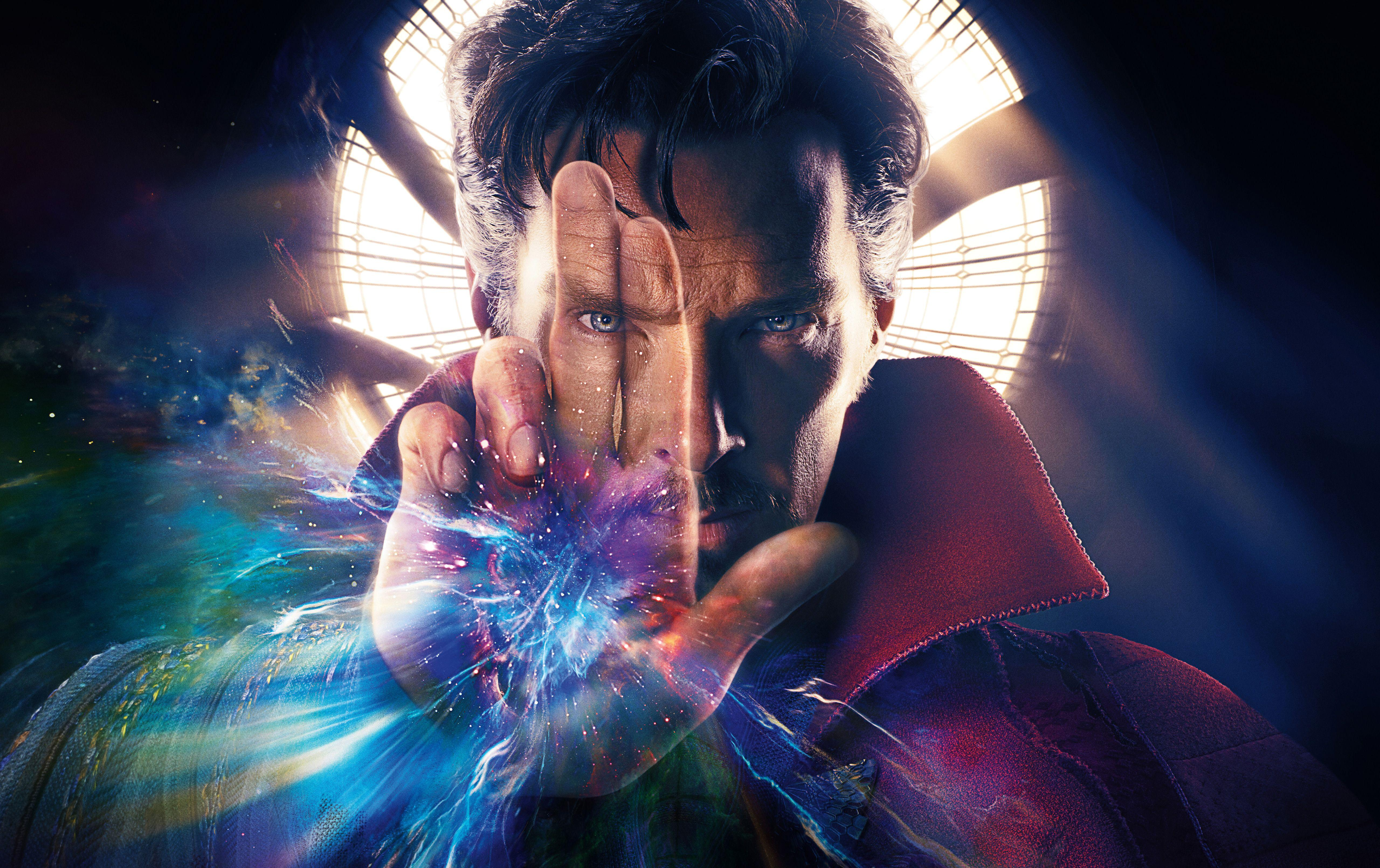 Wallpapers Benedict Cumberbatch, Doctor Strange, 2016, Movies,
