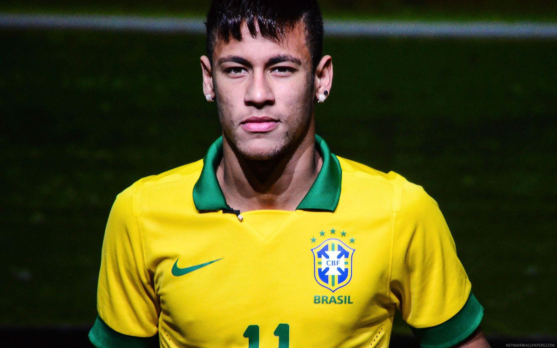 Neymar Brazil - Neymar Wallpapers