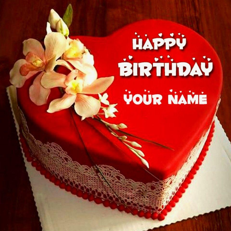 Birthday Cake With Name Generator Free Download