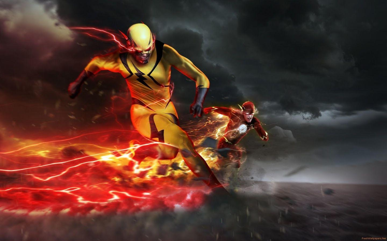 Superhero Flash Wallpapers