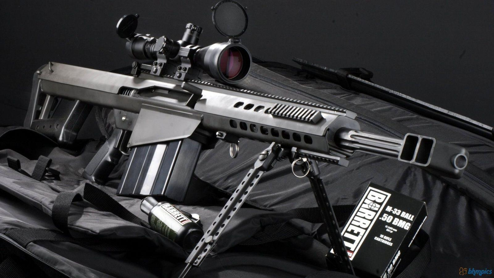 Sniper Rifle Wallpapers 32 HD