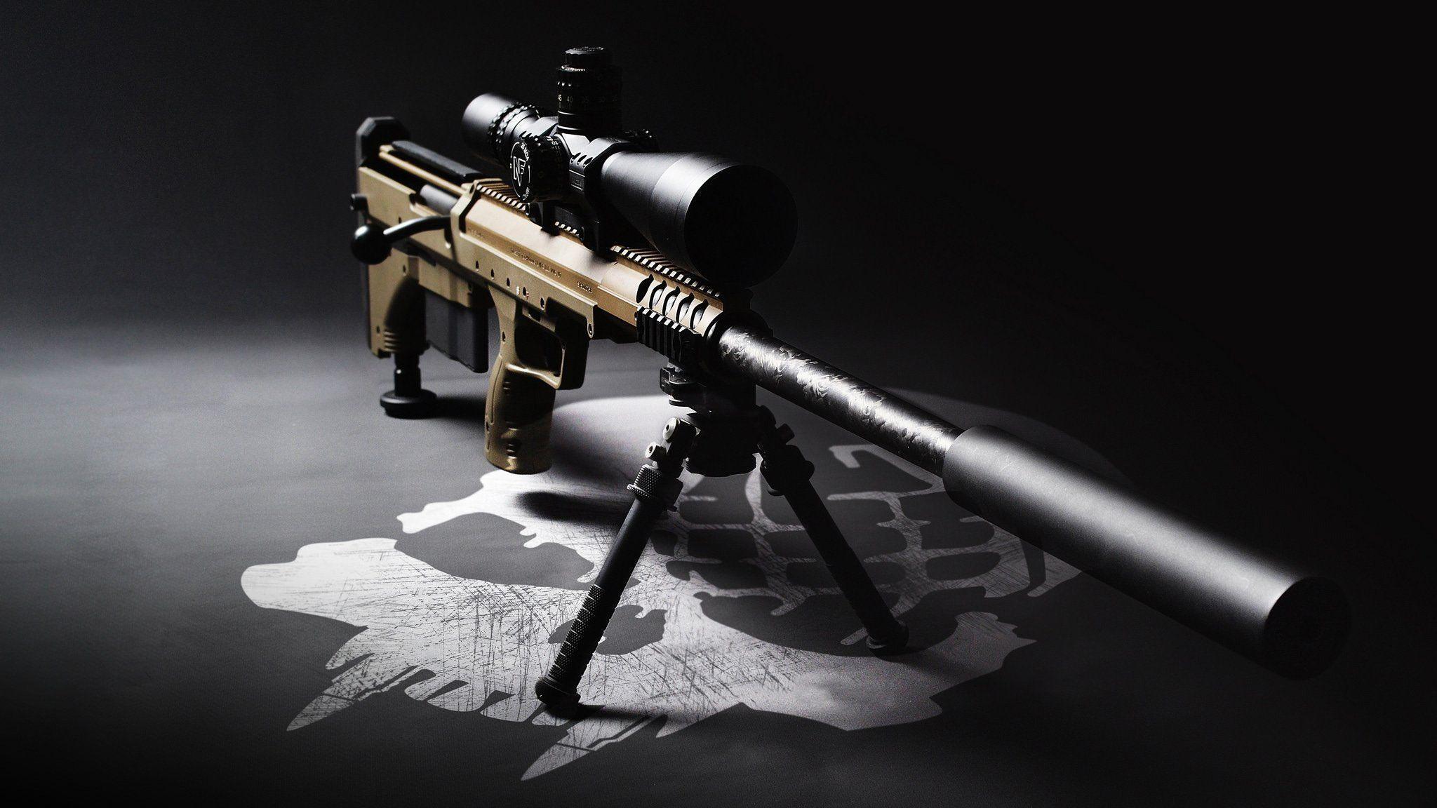 Sniper Rifle Wallpaper HD (79+ images) |Sniper Rifle Wallpaper