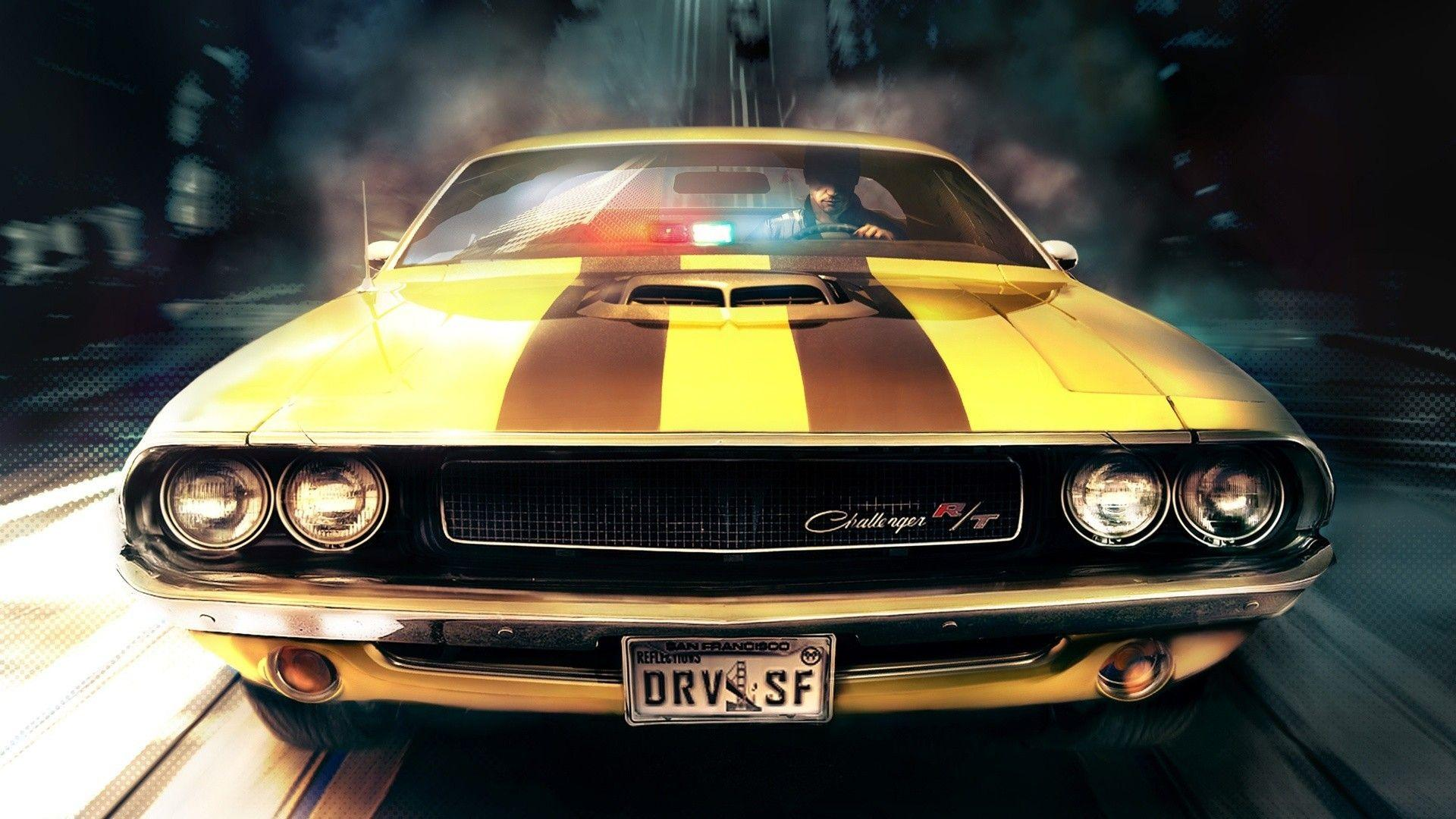 Muscle Car Wallpapers 1920x1080 Wallpaper Cave