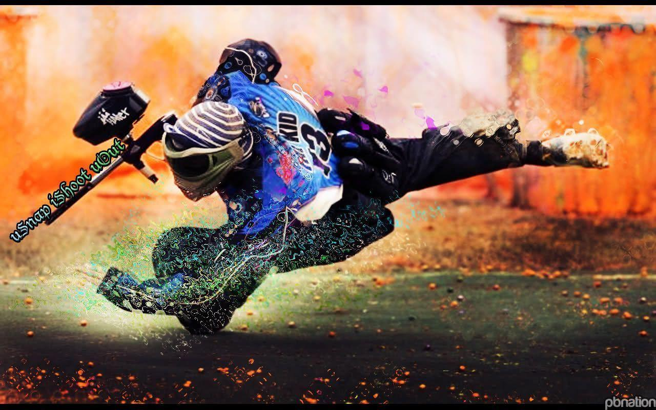 Hd Paintball Wallpapers Wallpaper Cave