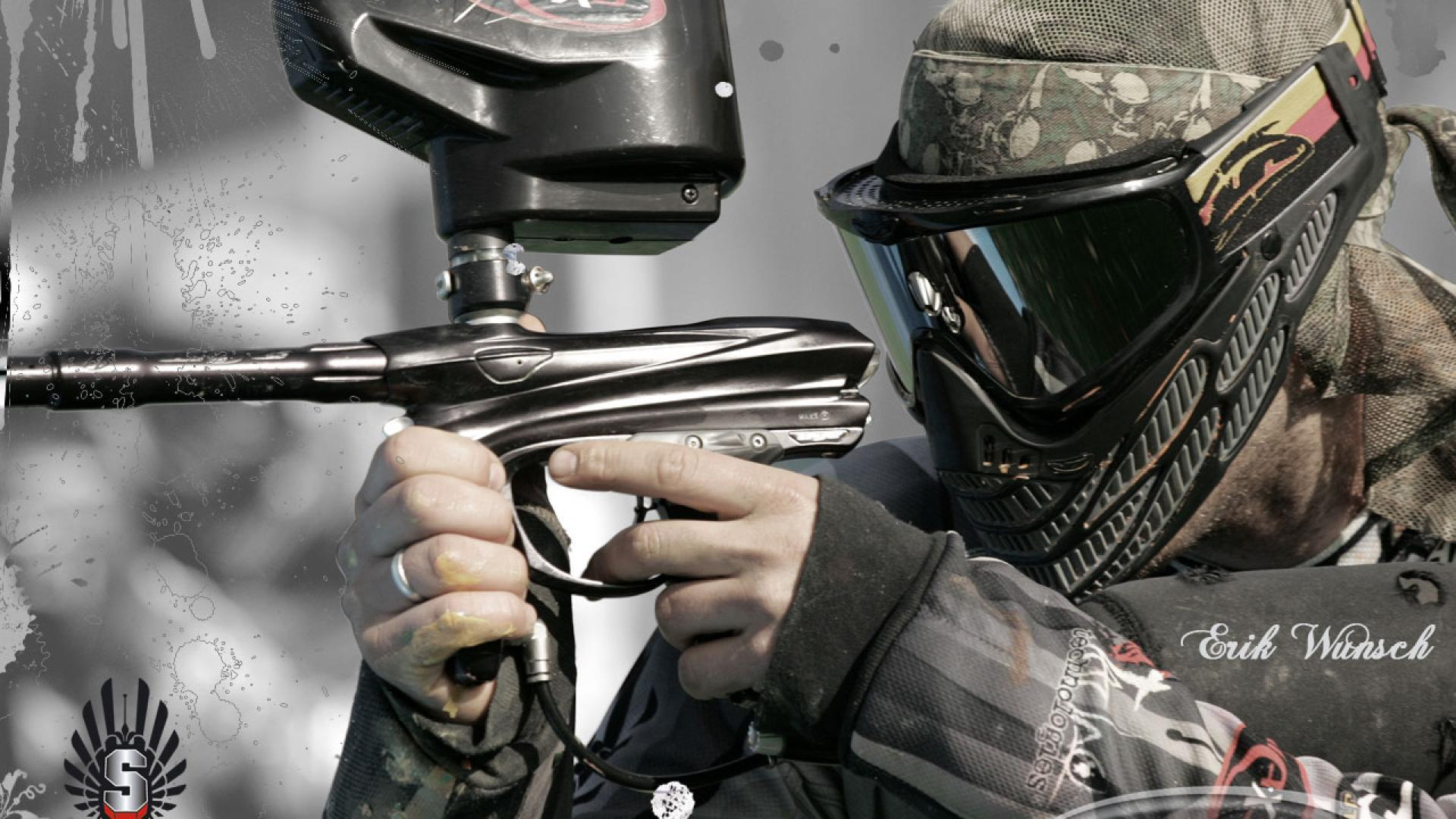 paintball wallpaper HD