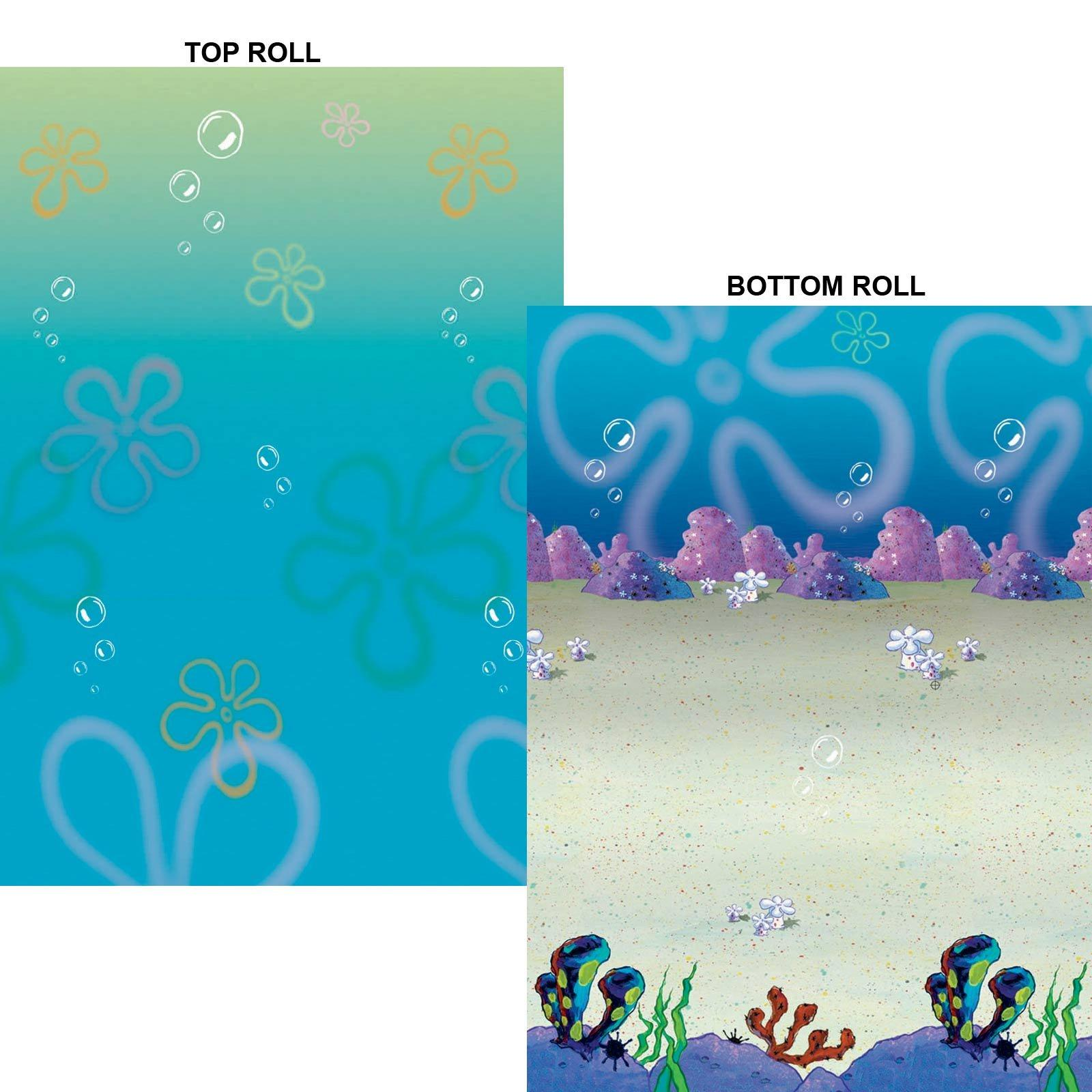 For the Bikini bottom backgrounds opinion
