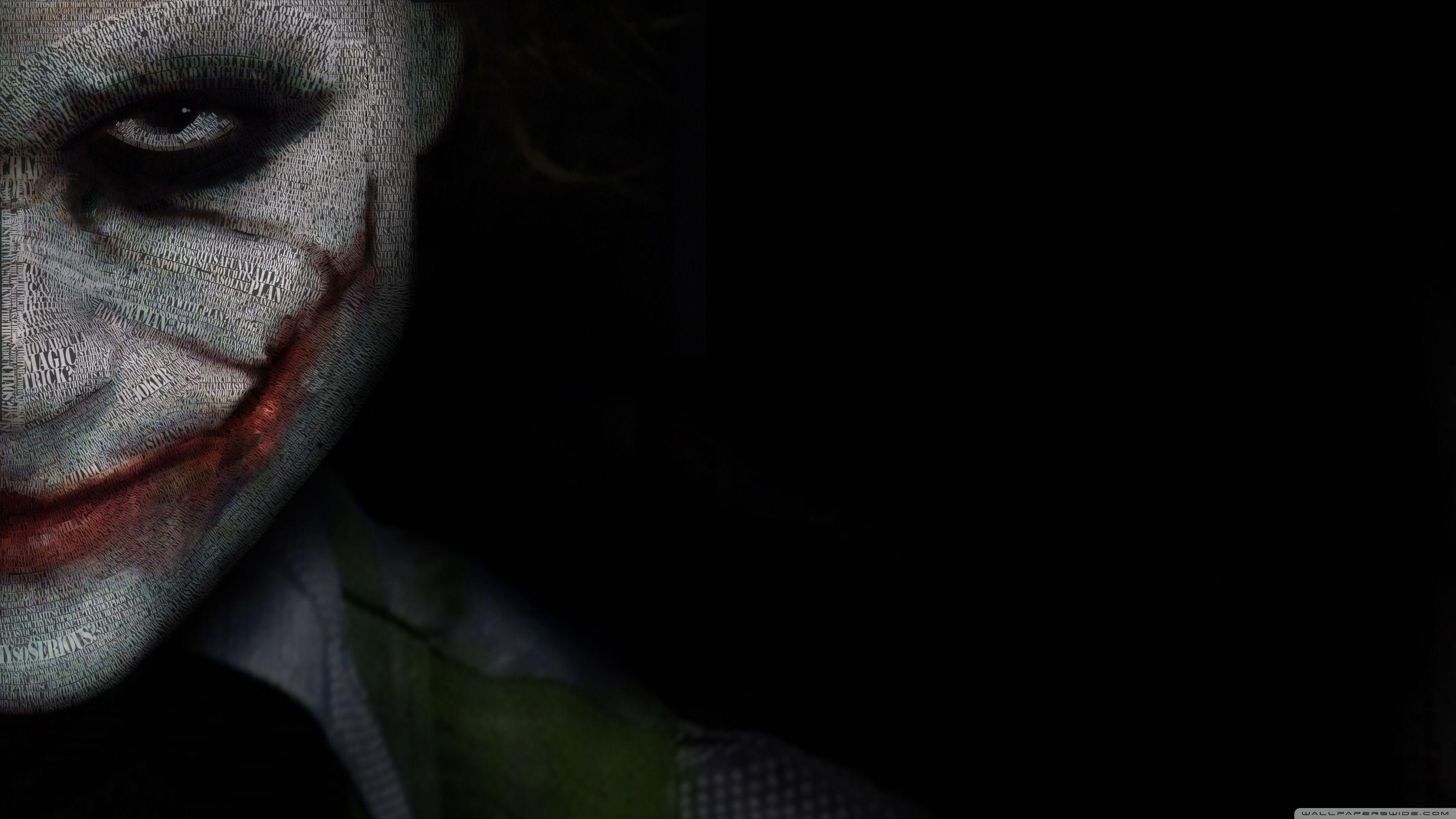 Joker Smile Wallpapers Wallpaper Cave