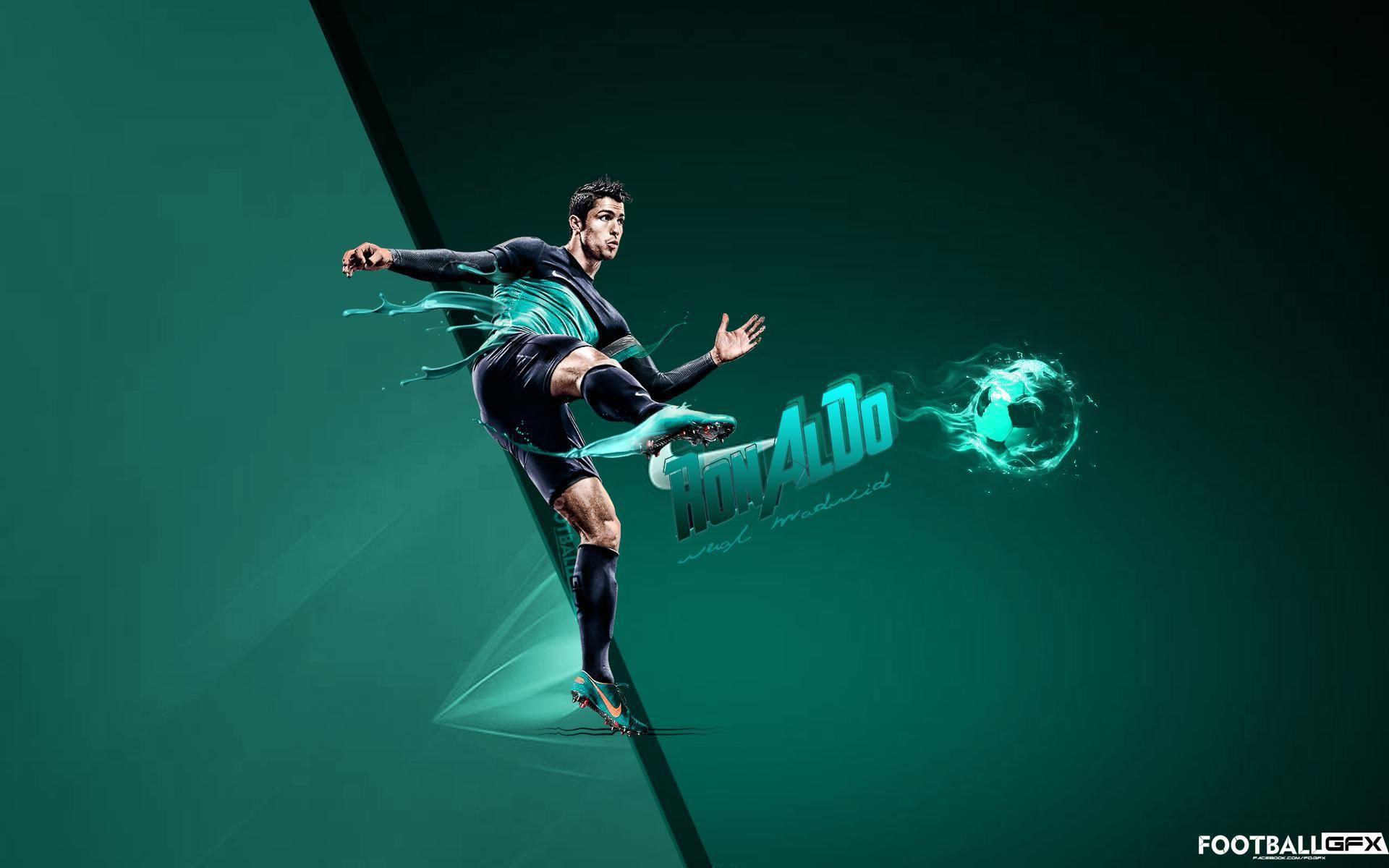 Nike Wallpaper Ronaldo