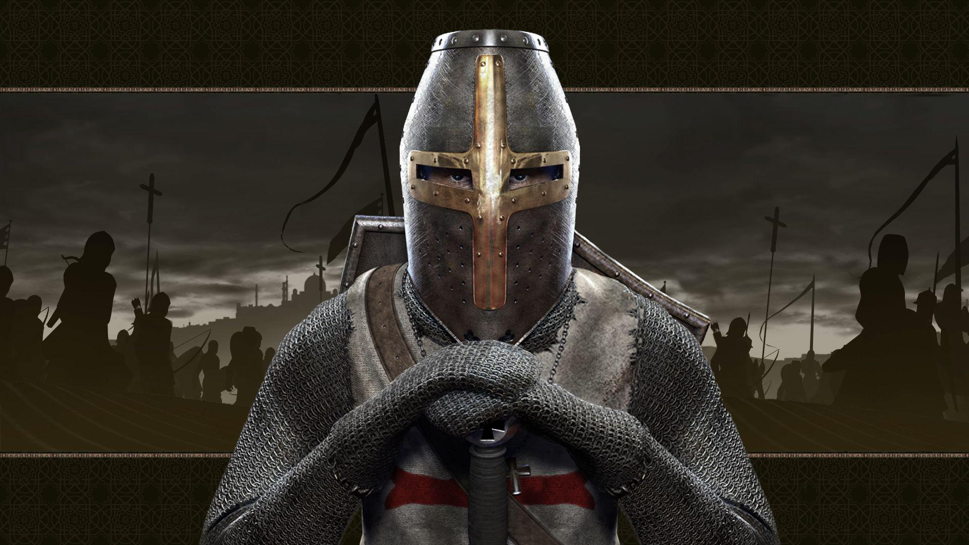 Crusader Knight Full HD Wallpapers and Backgrounds Image