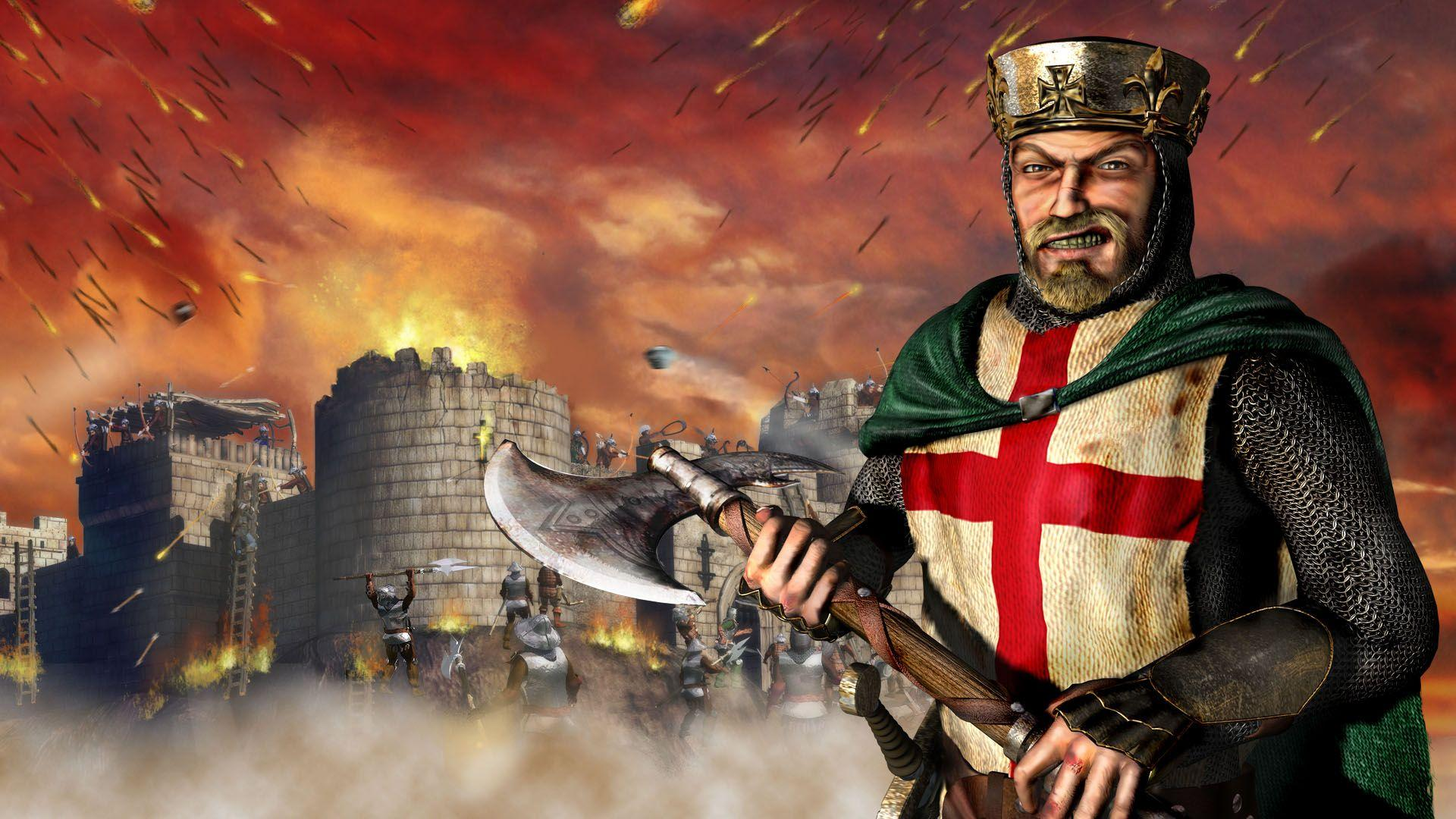 Wallpapers Wallpapers from Stronghold: Crusader II