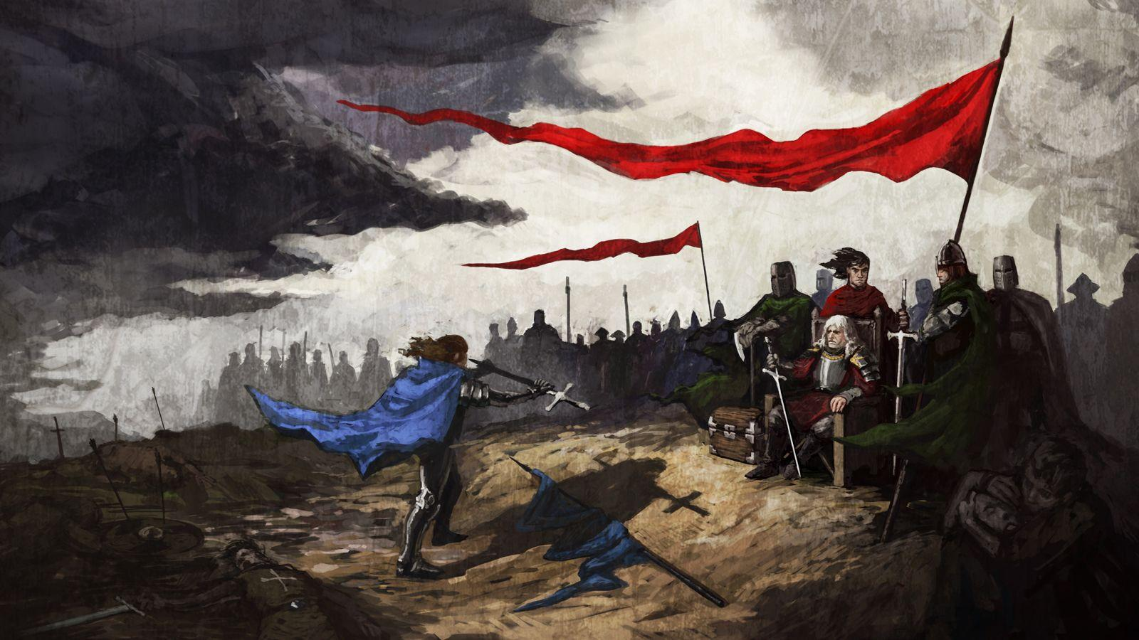 Crusader Kings II Wallpapers and Backgrounds Image