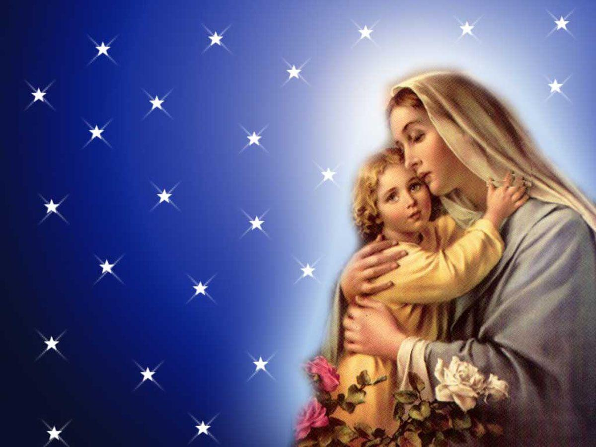 mother mary wallpapers hd wallpaper cave