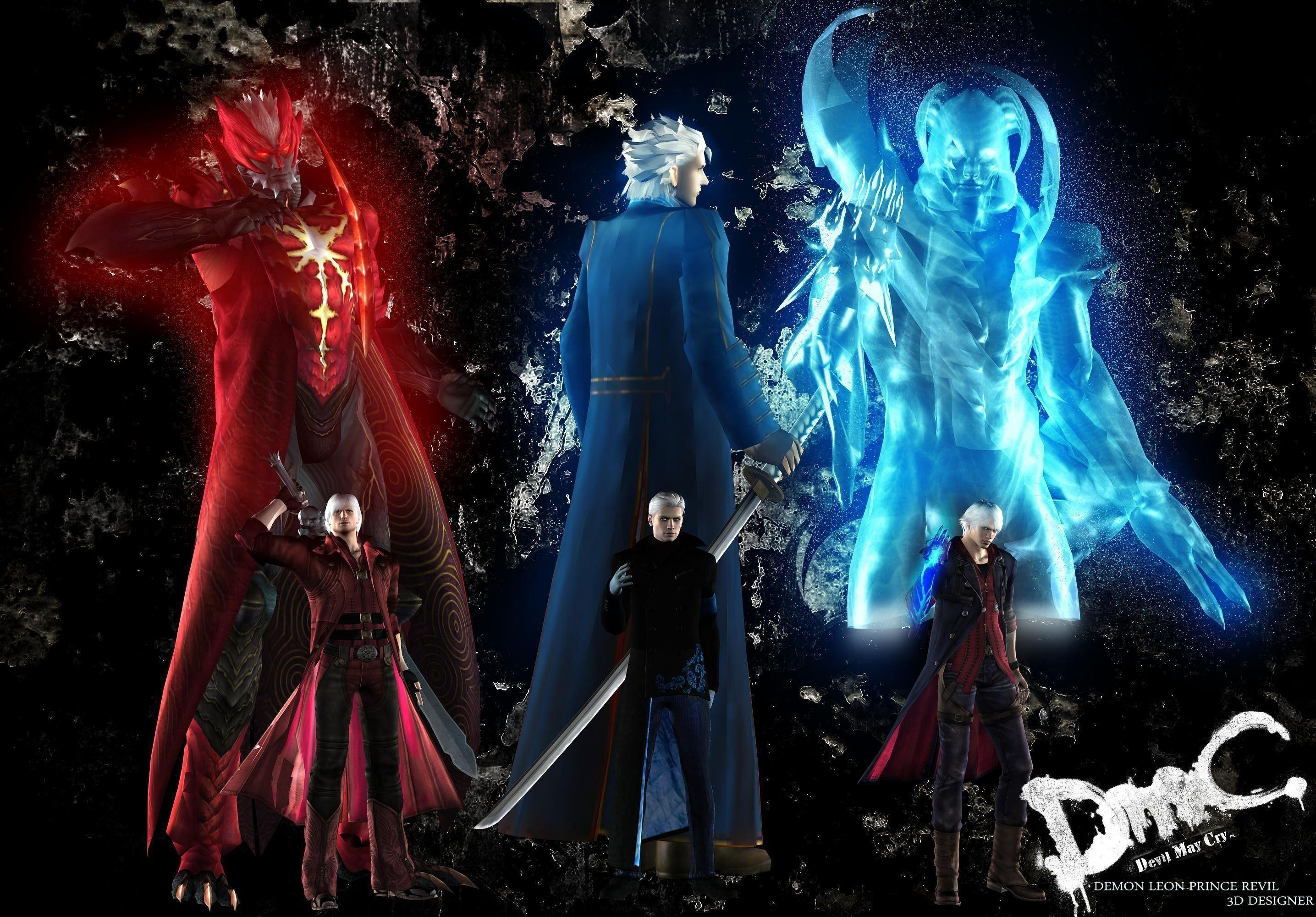 Dante Devil May Cry 5 Wallpapers - Wallpaper Cave