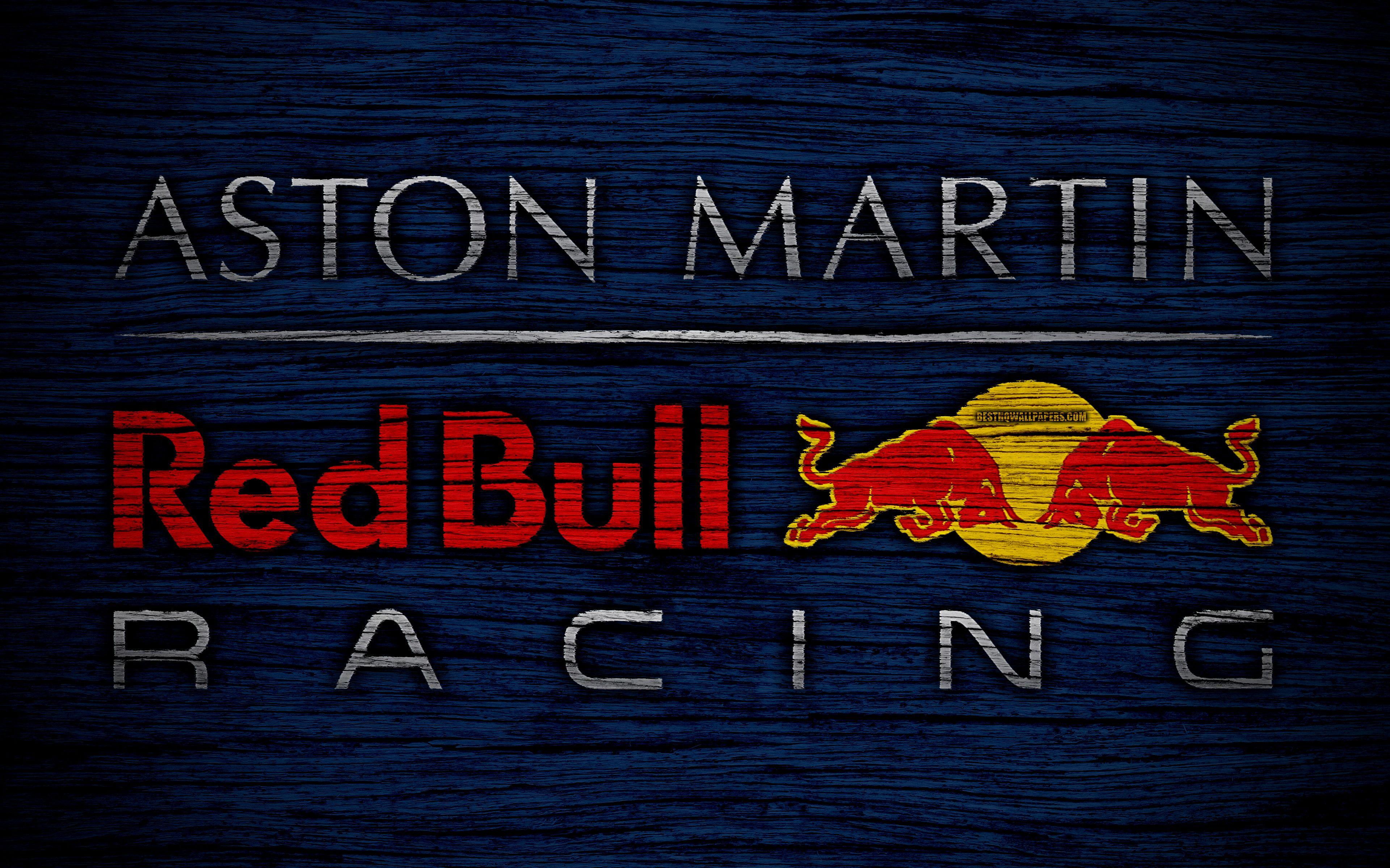 Red Bull Racing Logo Wallpapers Wallpaper Cave